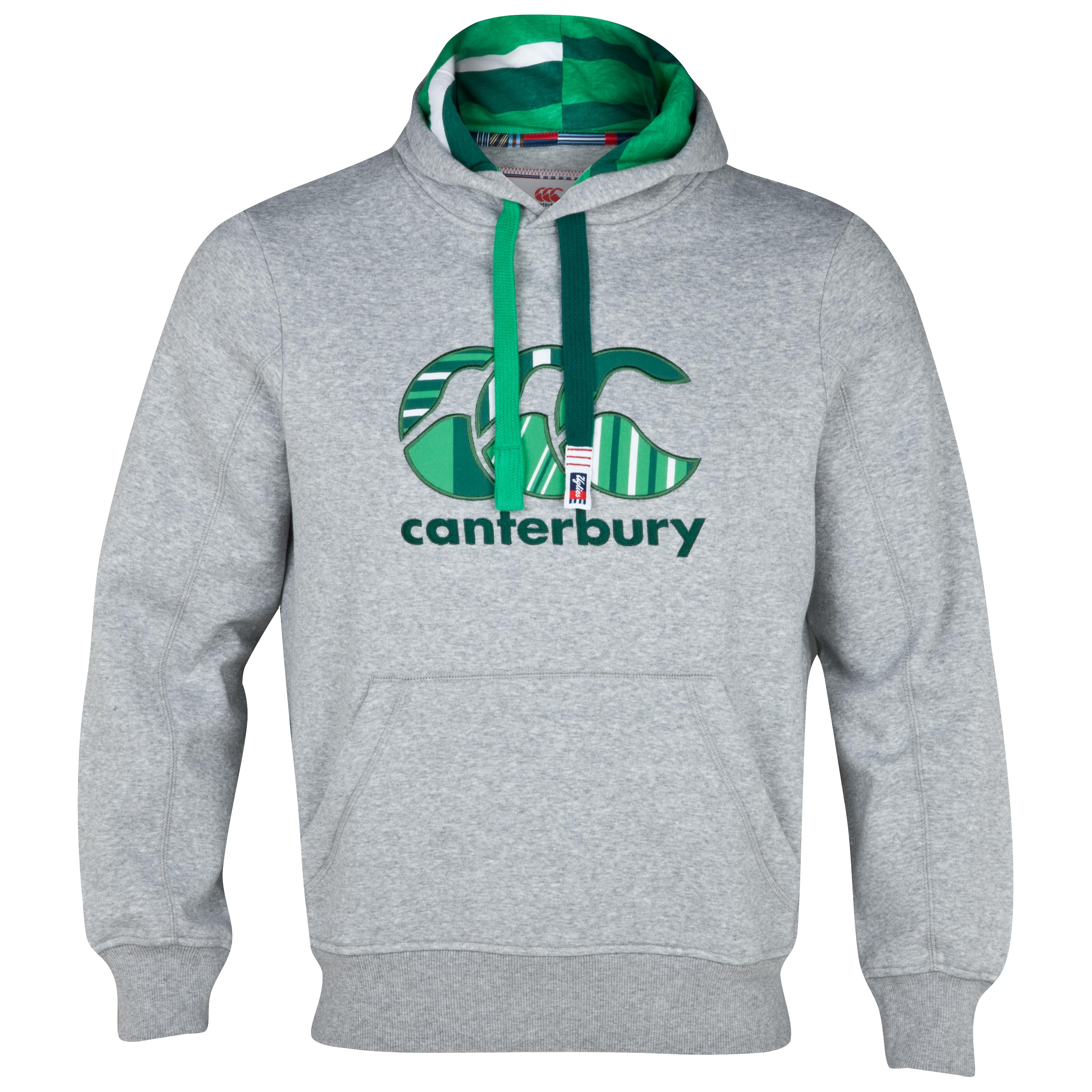 Canterbury Uglies OTH Hoody - Classic Marl