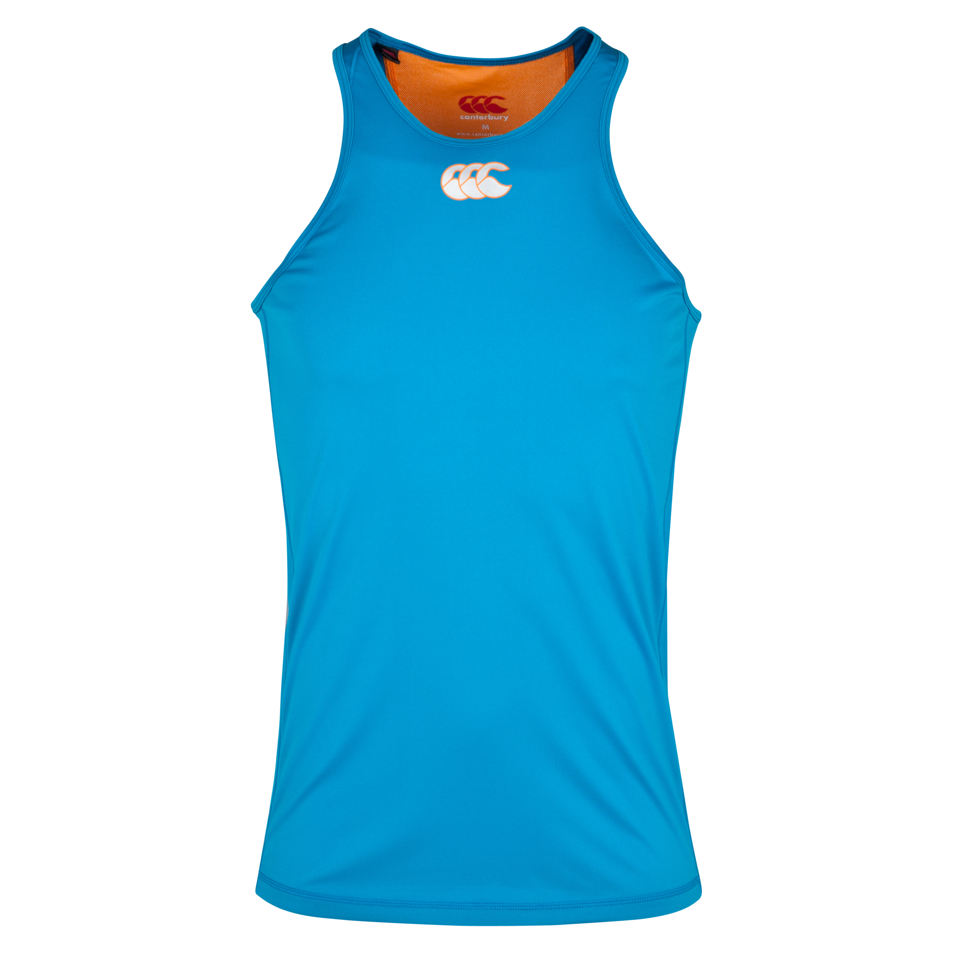 Canterbury Mercury TCR Training Singlet - Methyl Blue