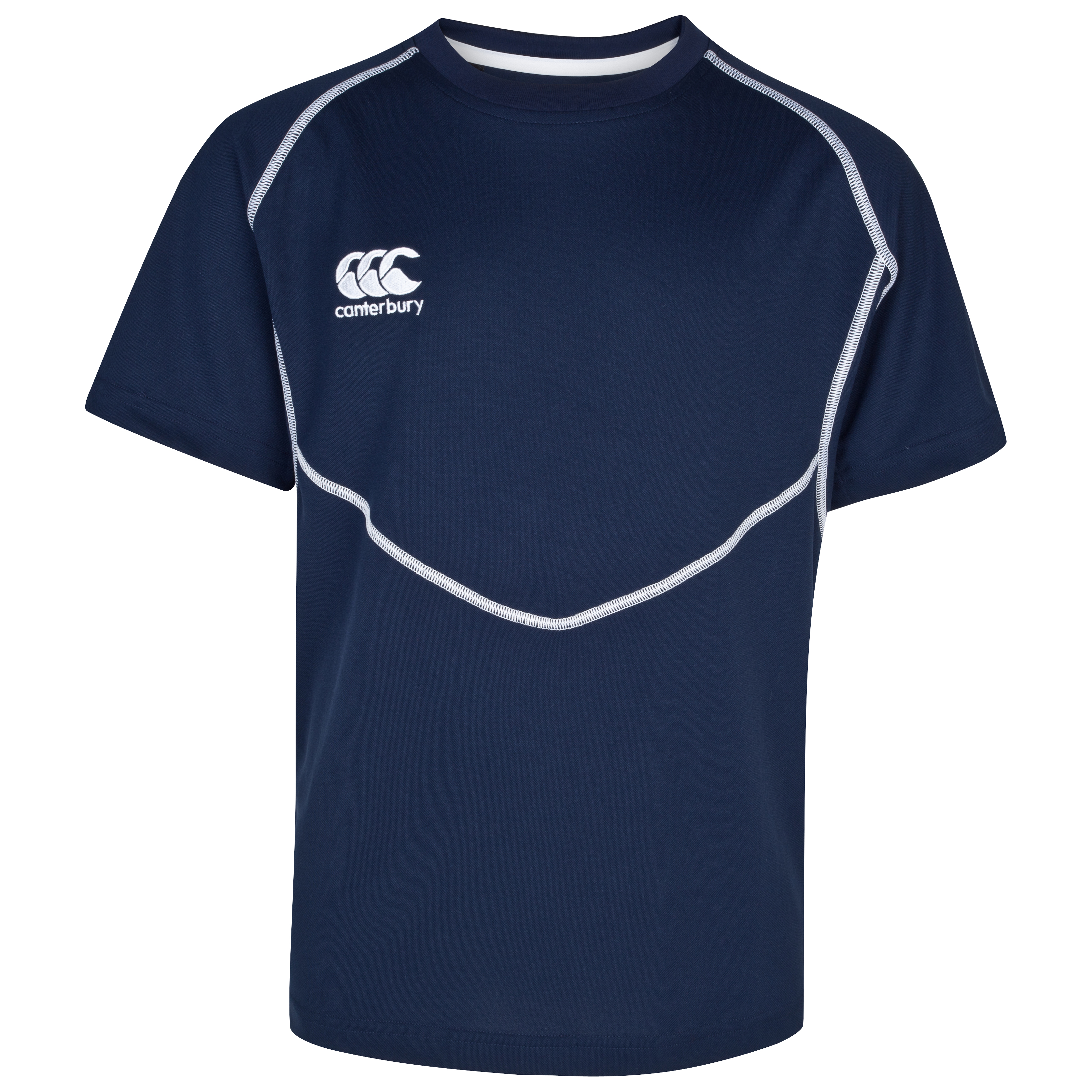 Canterbury Club Training T-Shirt - Navy - Kids