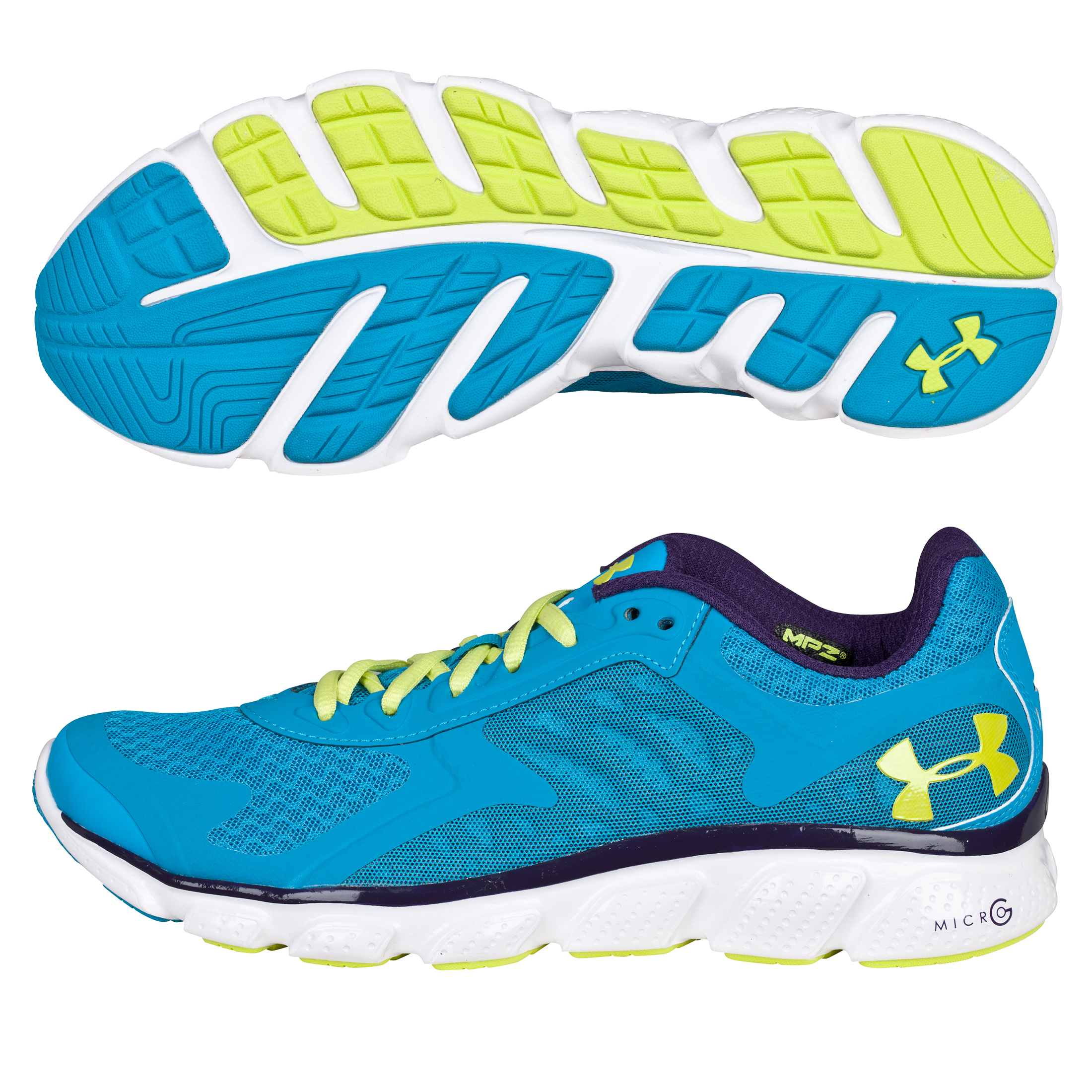 Under Armour Micro G Skulpt - Deceit/White - Womens