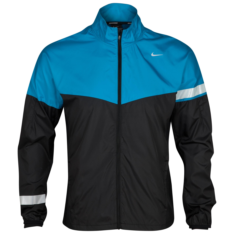 Nike Vapor Jacket - Black/Neo Turq