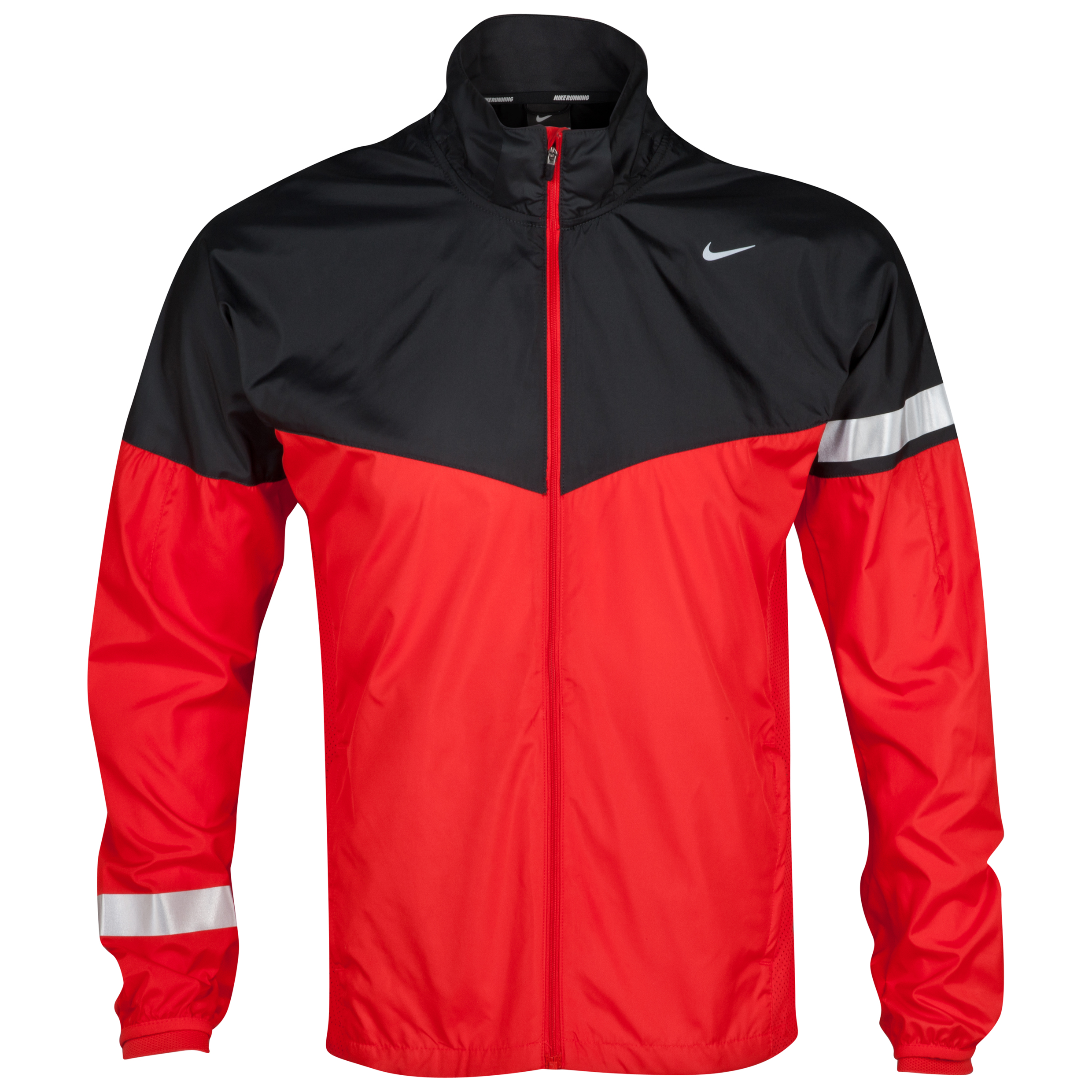 Nike Running Vapor Jacket - Pimento Red/Anthracite