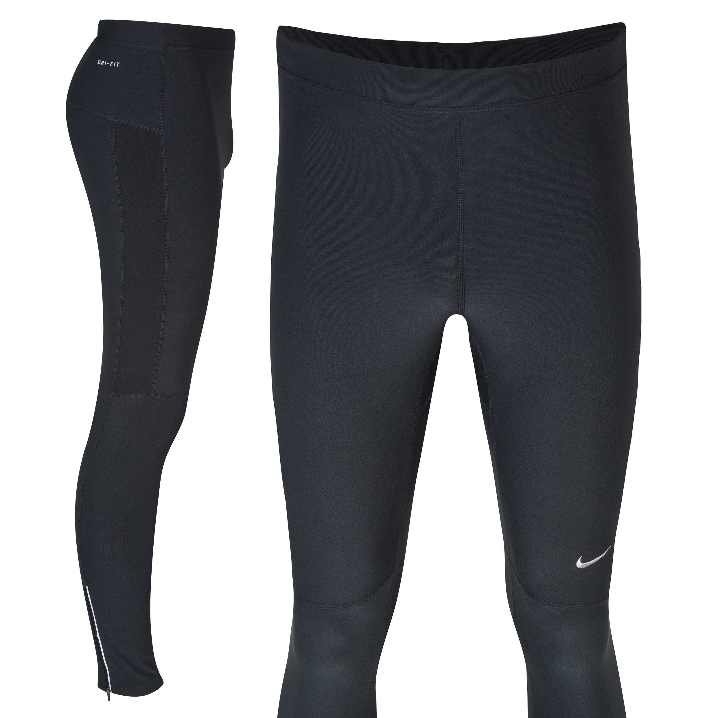 Nike Filament Tight - Black/Black