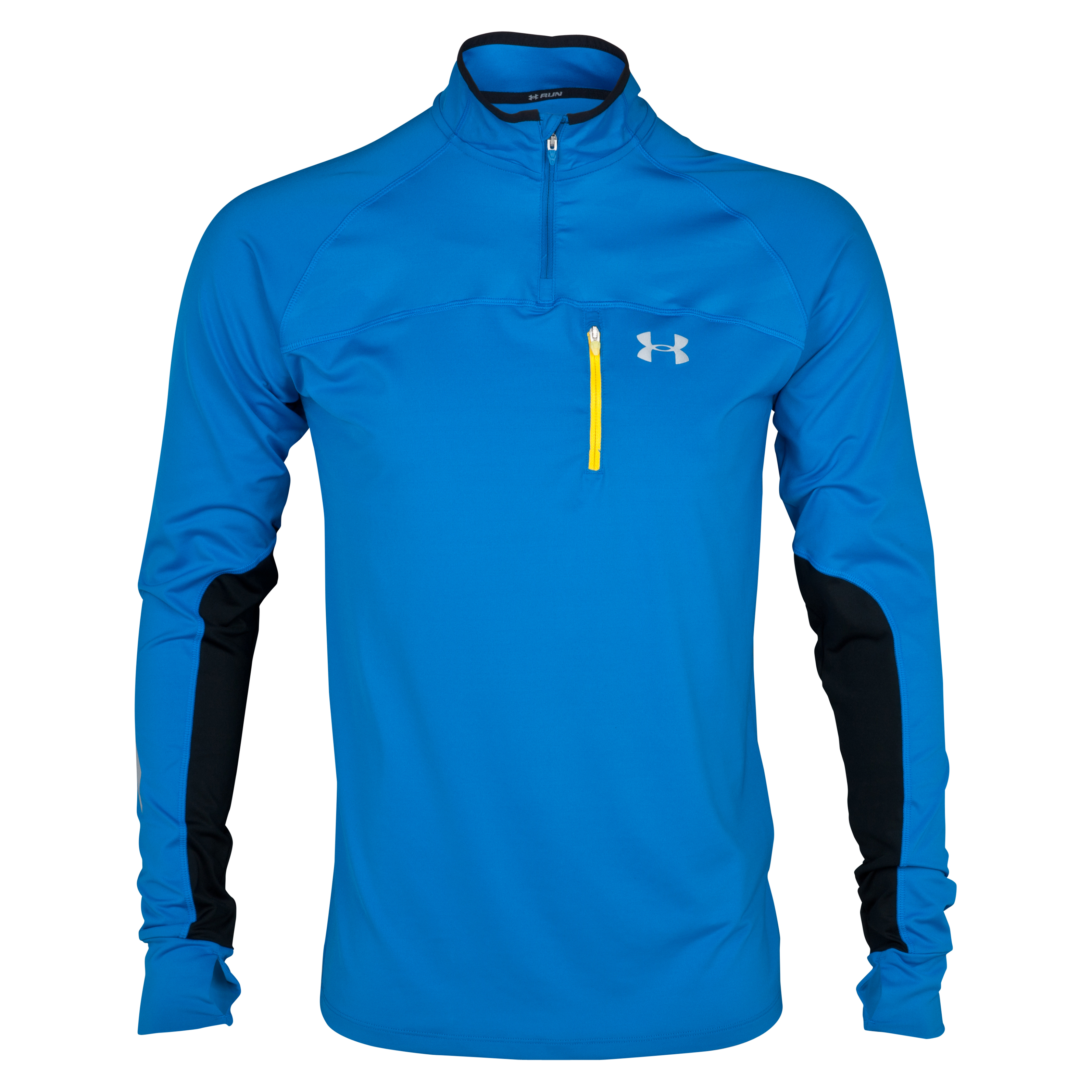 Under Armour - Imminent Run 1/4 Zip Top - Snorkel Blue/Black