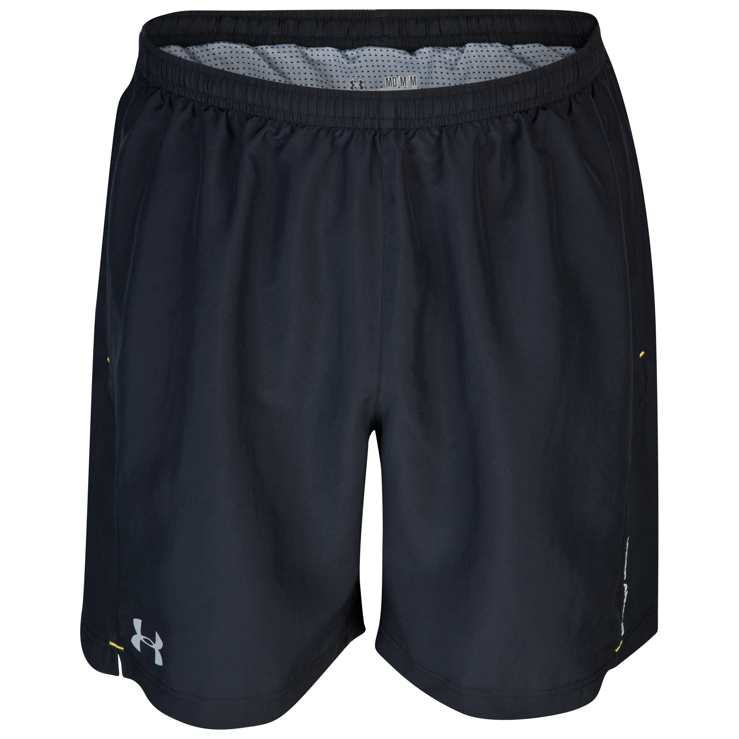 Under Armour Escape 7 Inch Solid Shorts - Black