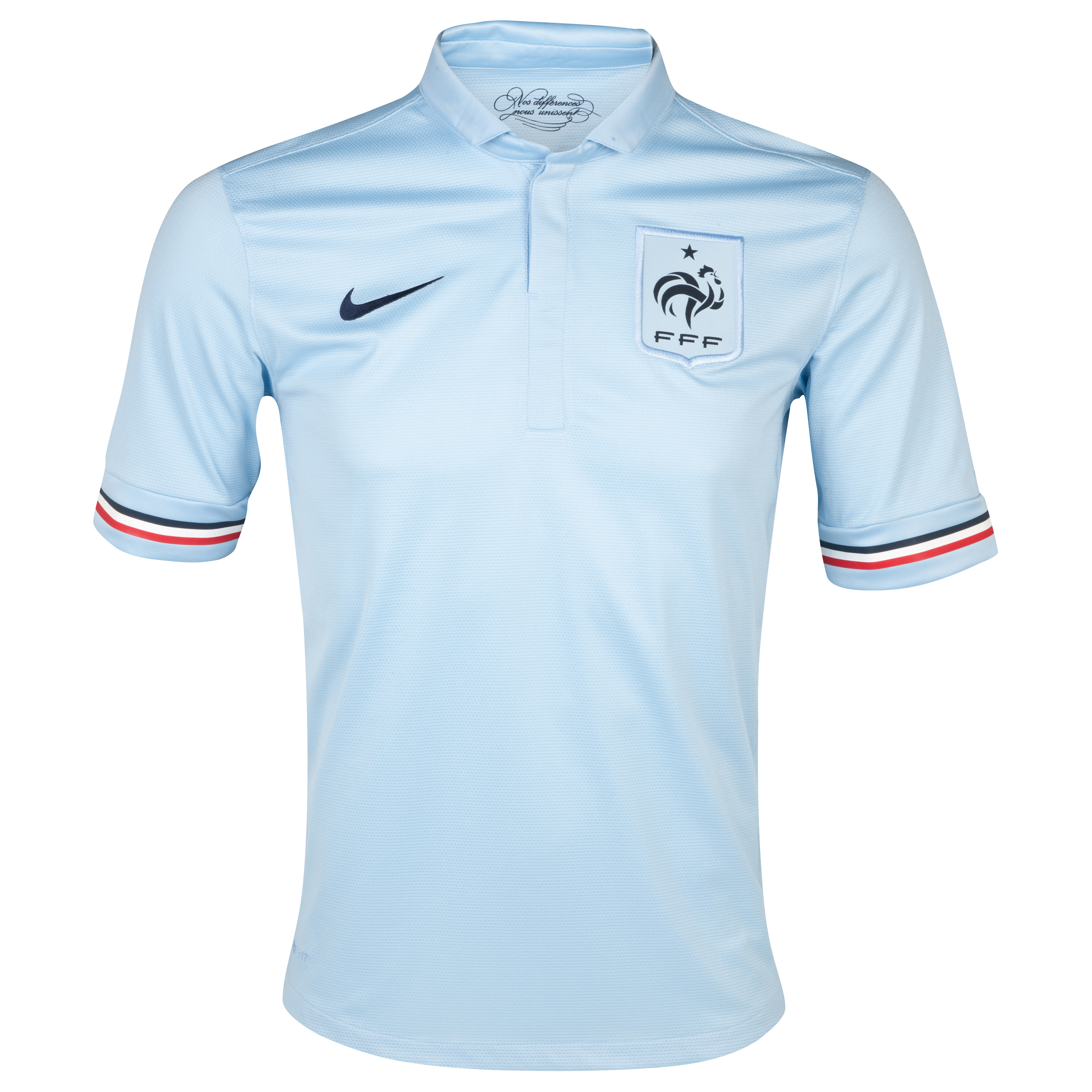 France Away Shirt 2013/14 - Youths