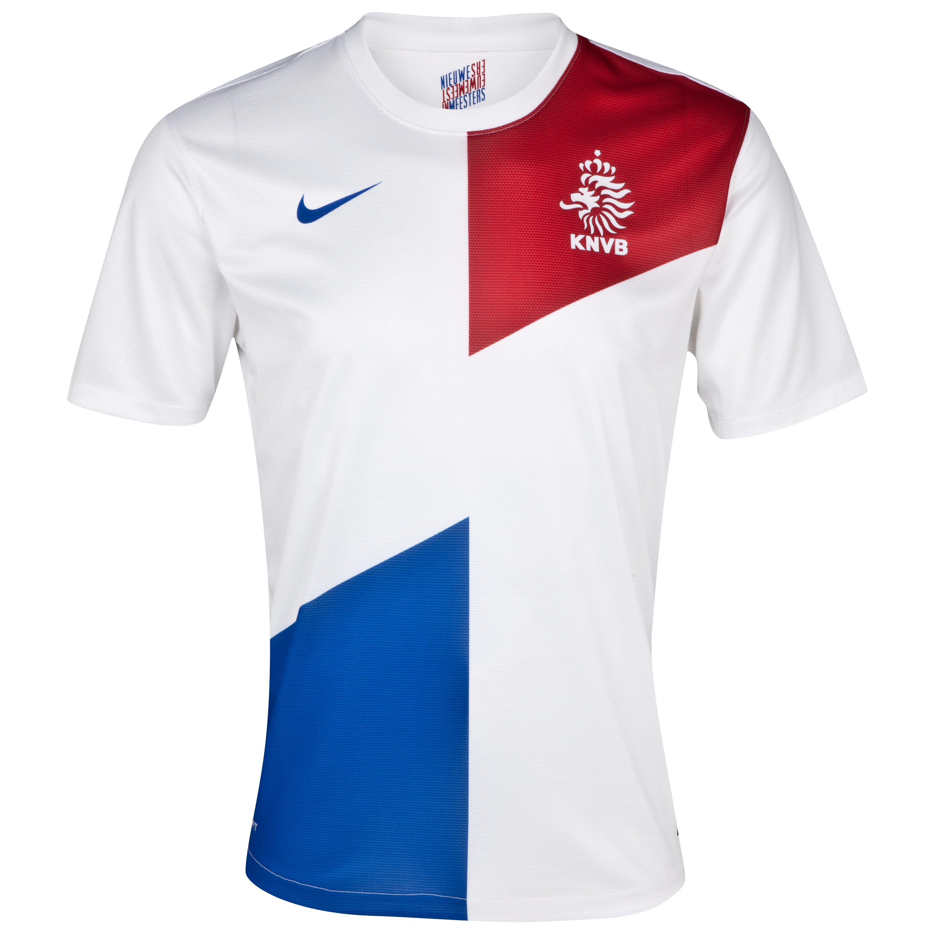 Netherlands Away Shirt 2013/14