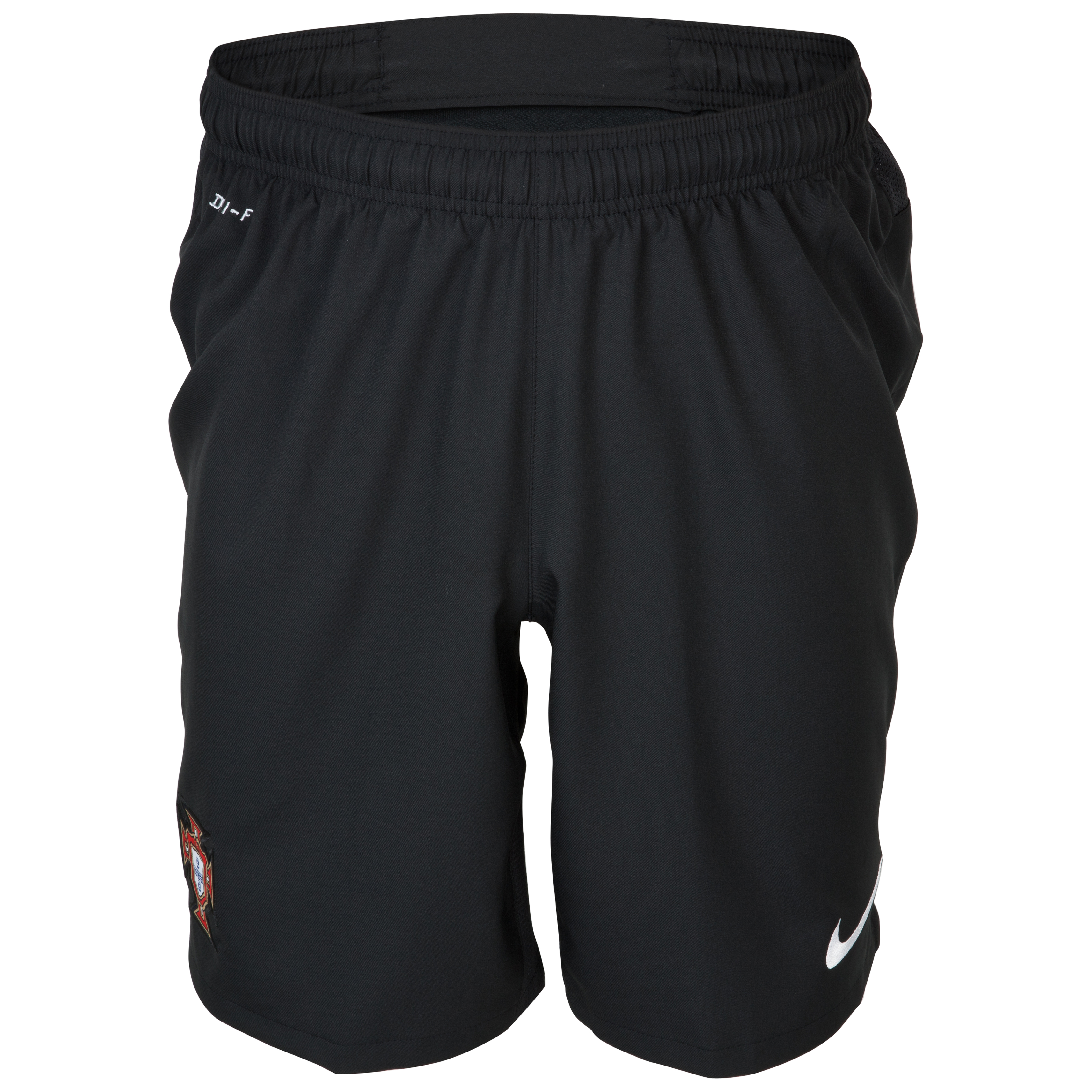 Portugal Away Short 2013/14 - Black/Football White