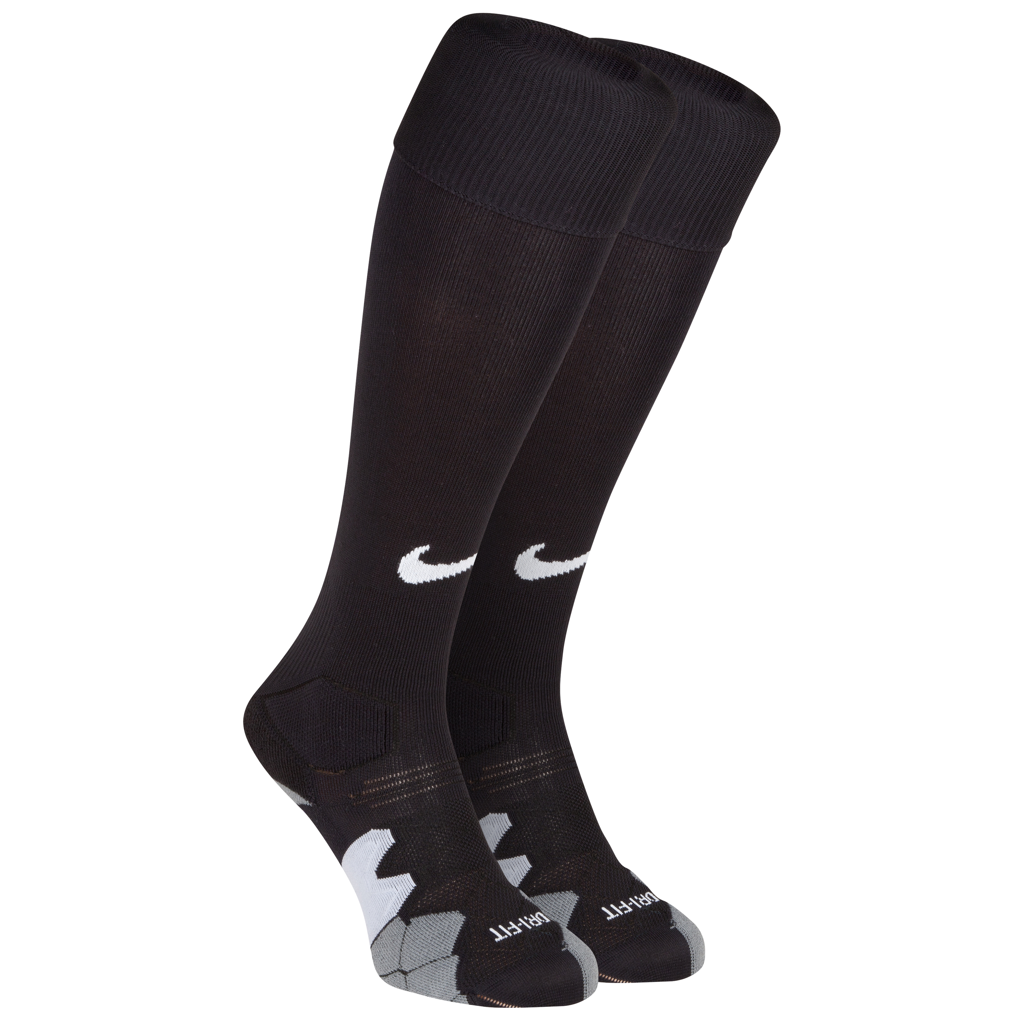 Portugal Away Sock 2013/14 - Black/Midnight Fog/Football White