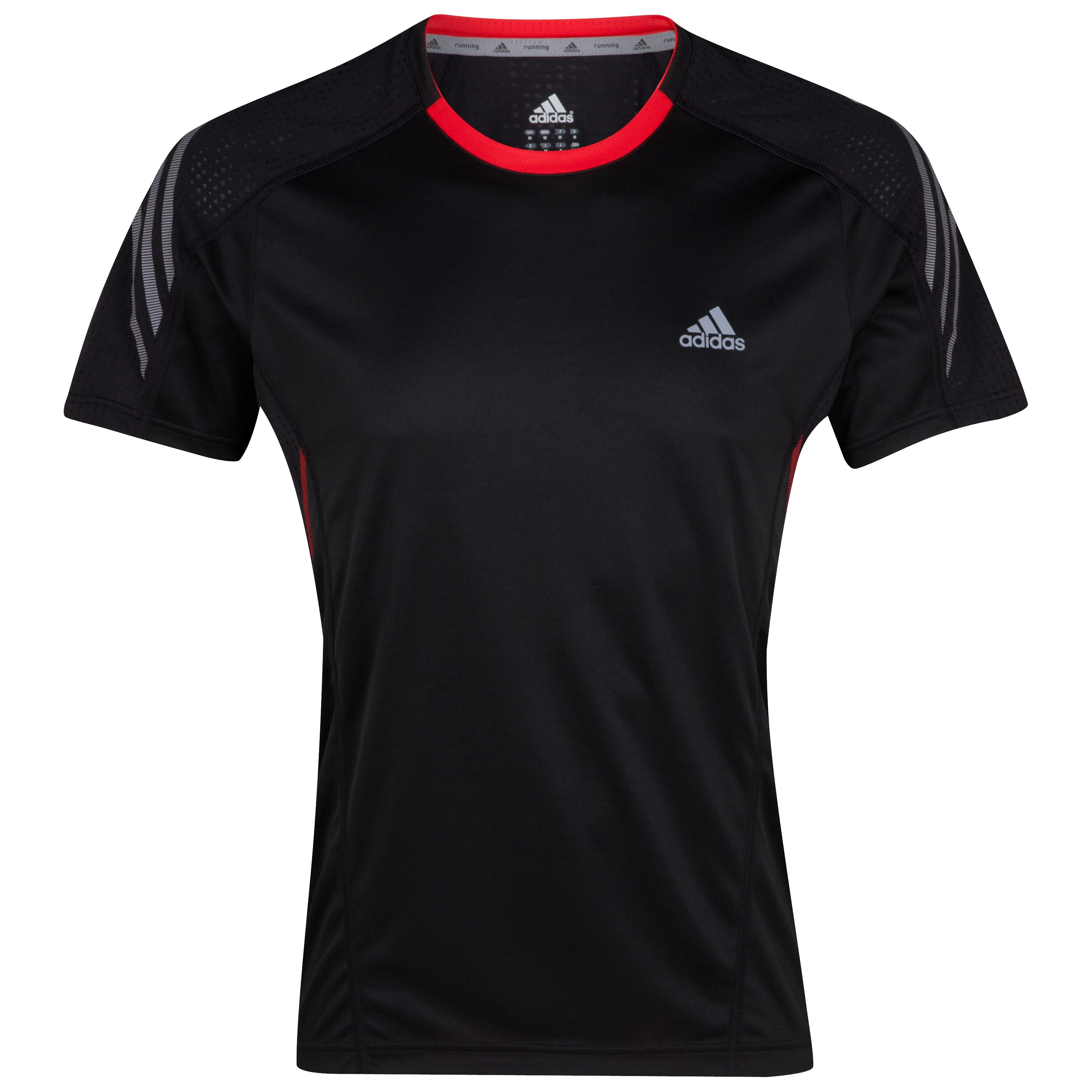 Adidas Supernova T-Shirt - Black/Tech Grey