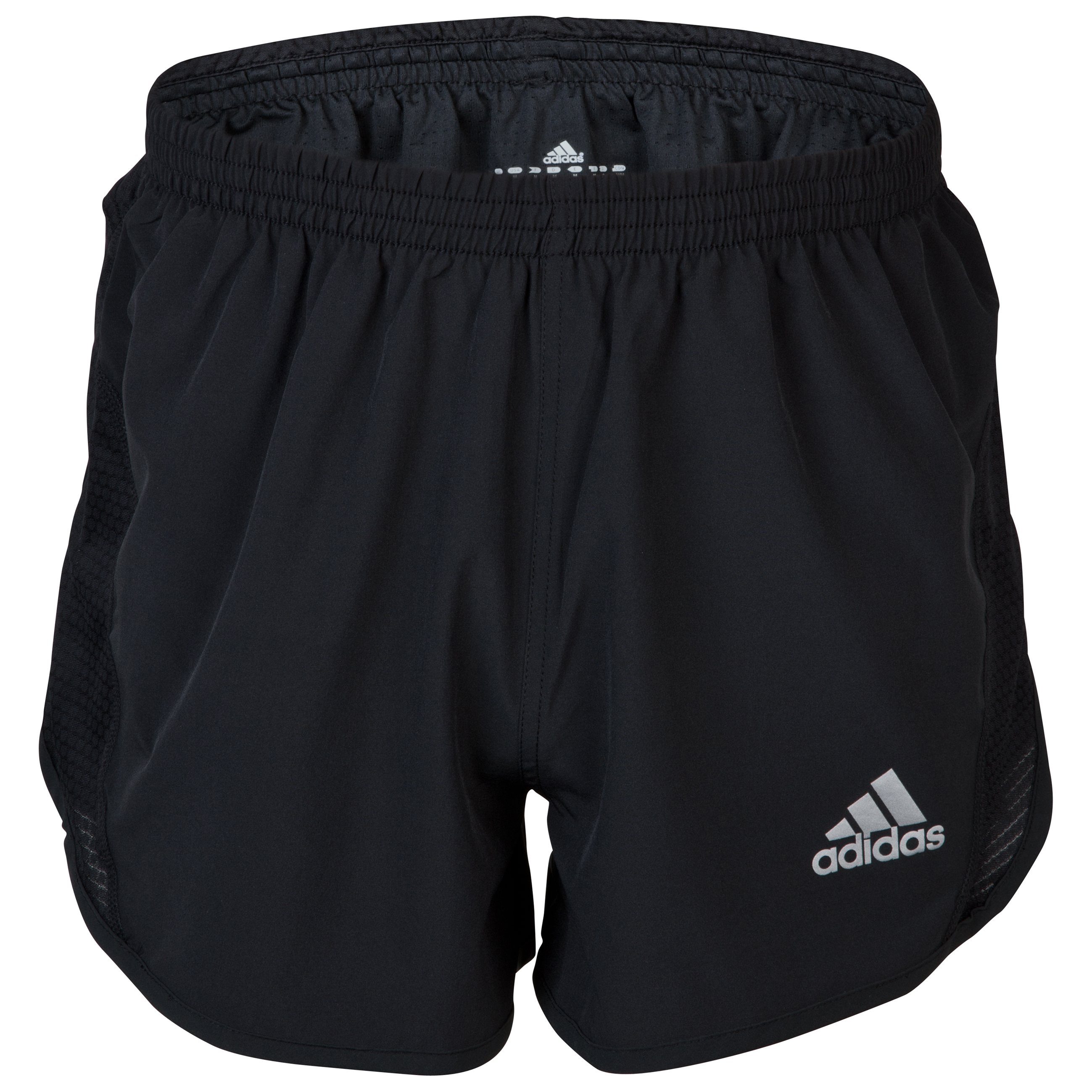 Adidas Supernova Split Shorts - Black