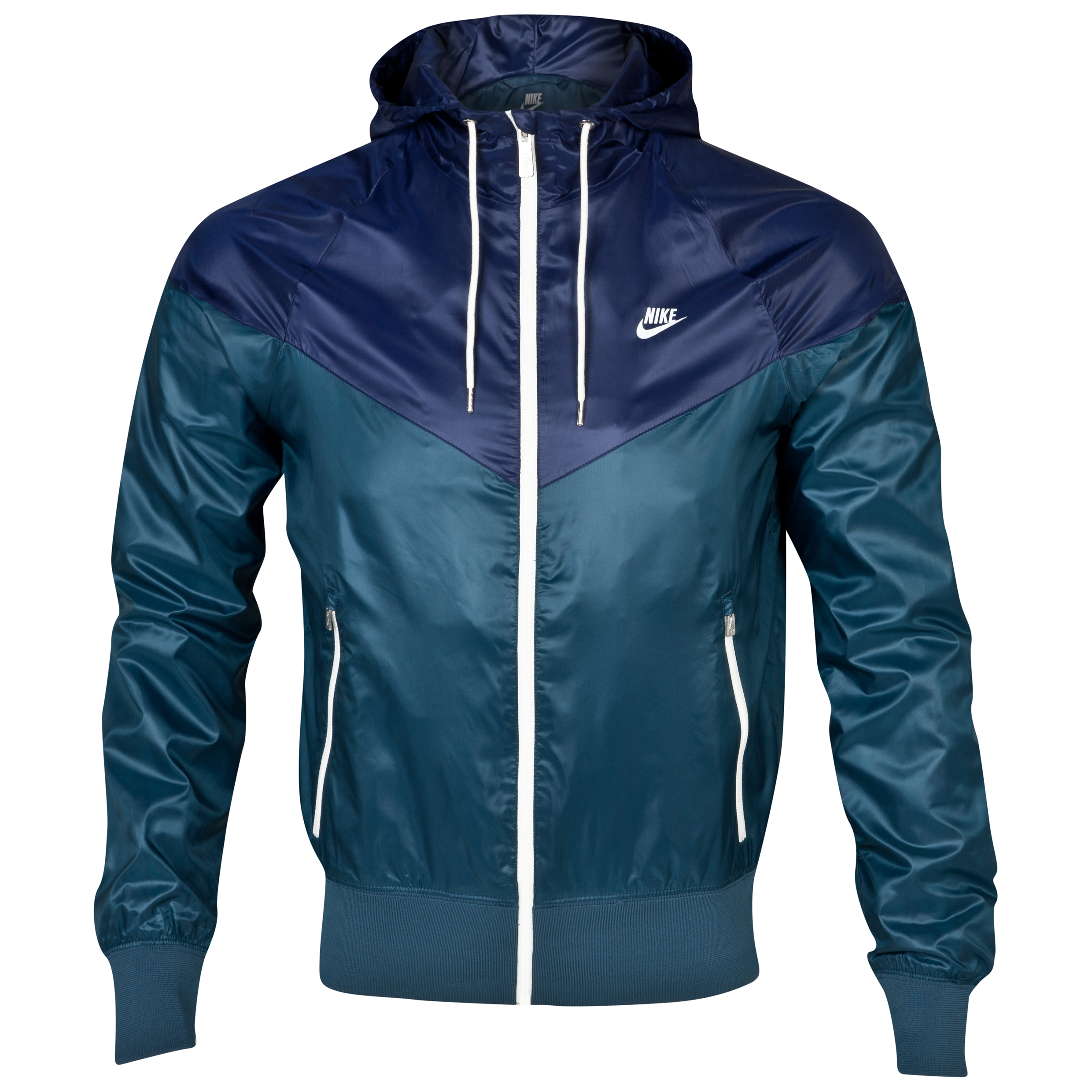 Nike Windrunner Jacket - Squadran Blue/Blackened Blue
