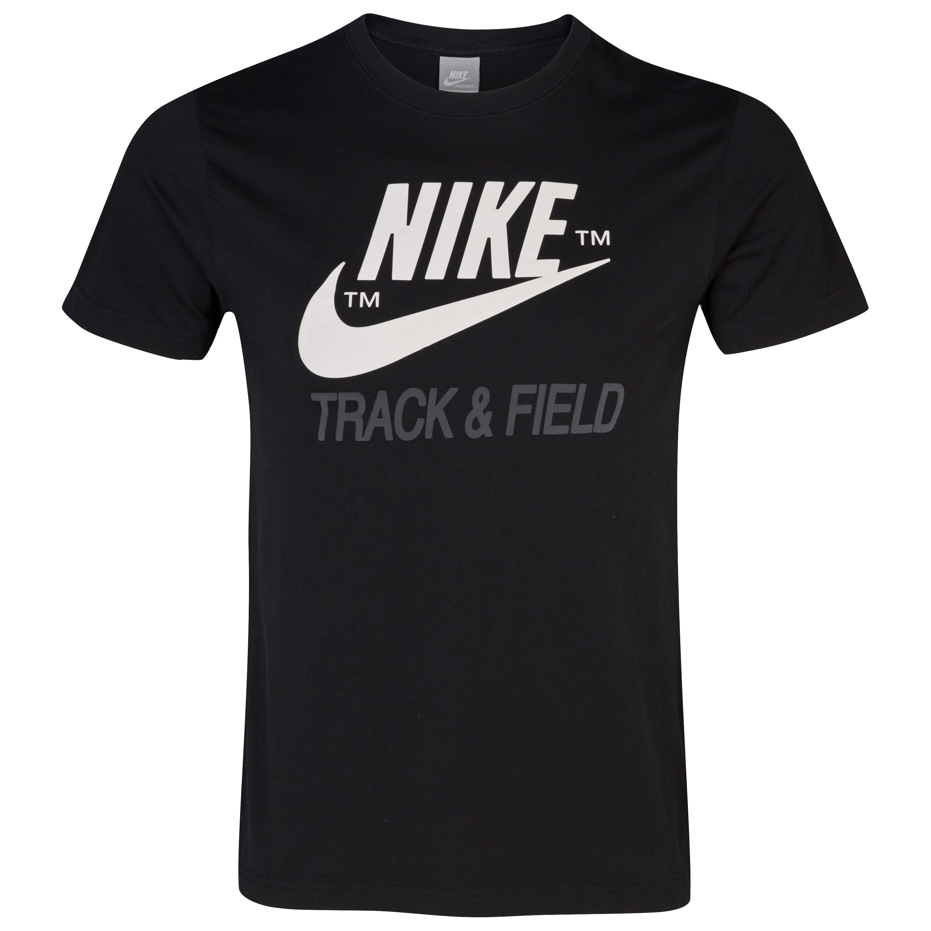 Nike Running NTF T-Shirt - Black/Anthracite