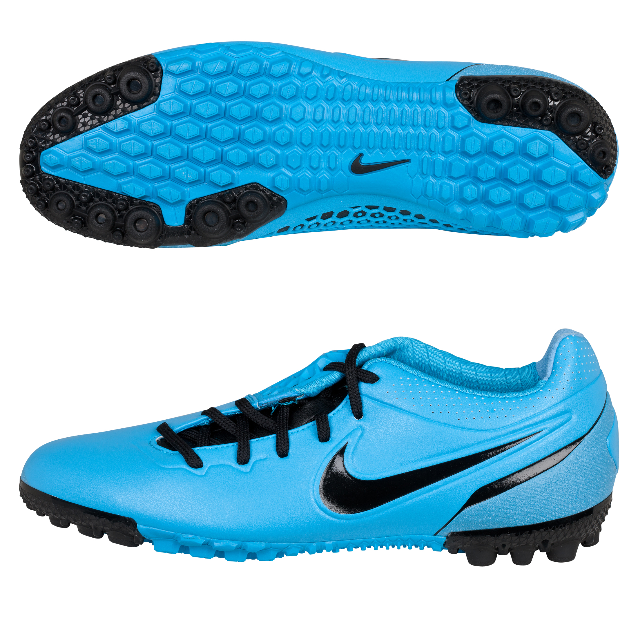 Nike Nike5 Bomba Finale Trainers - Current Blue/Black