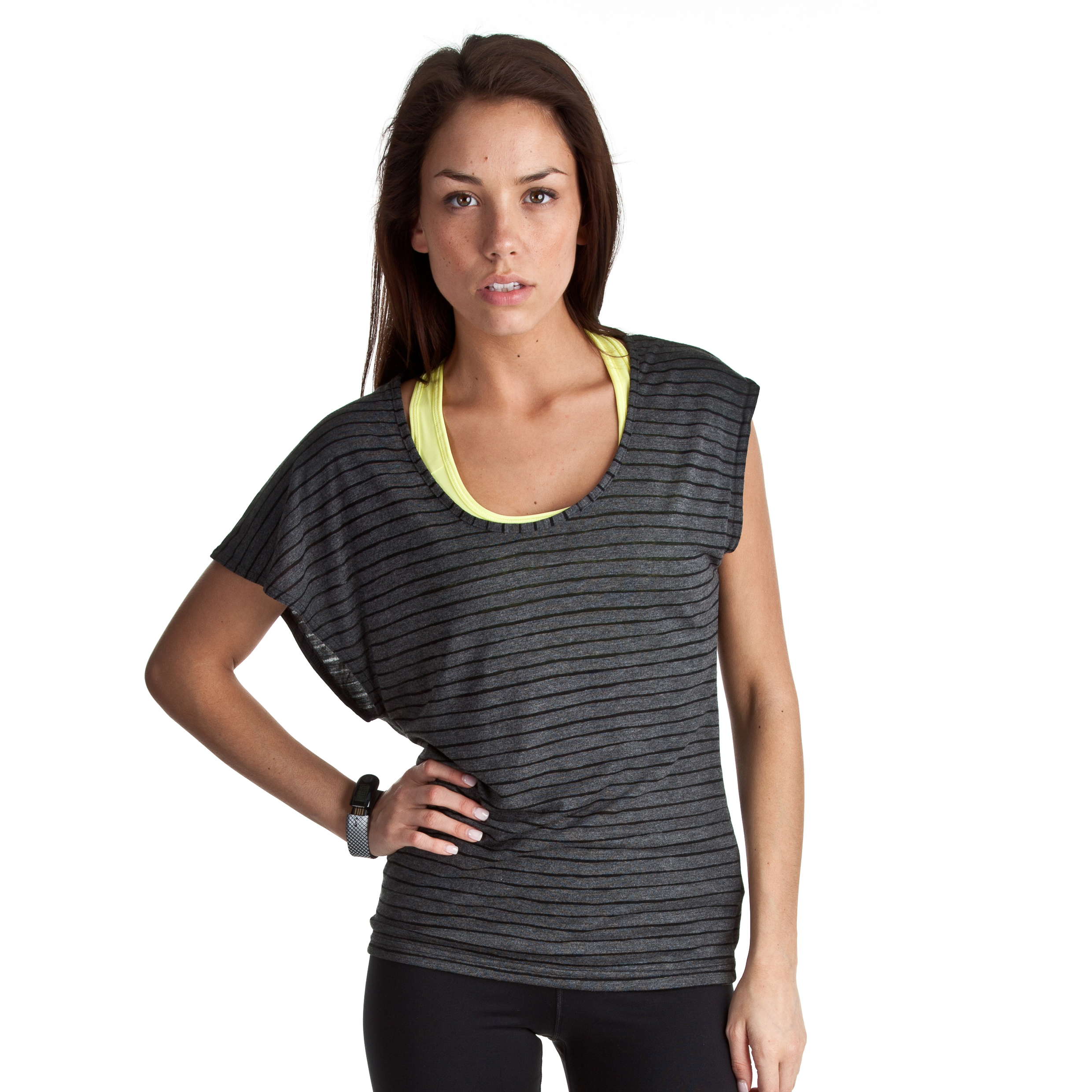 Nike Sweet Tee 2.0 - Black/Black - Womens