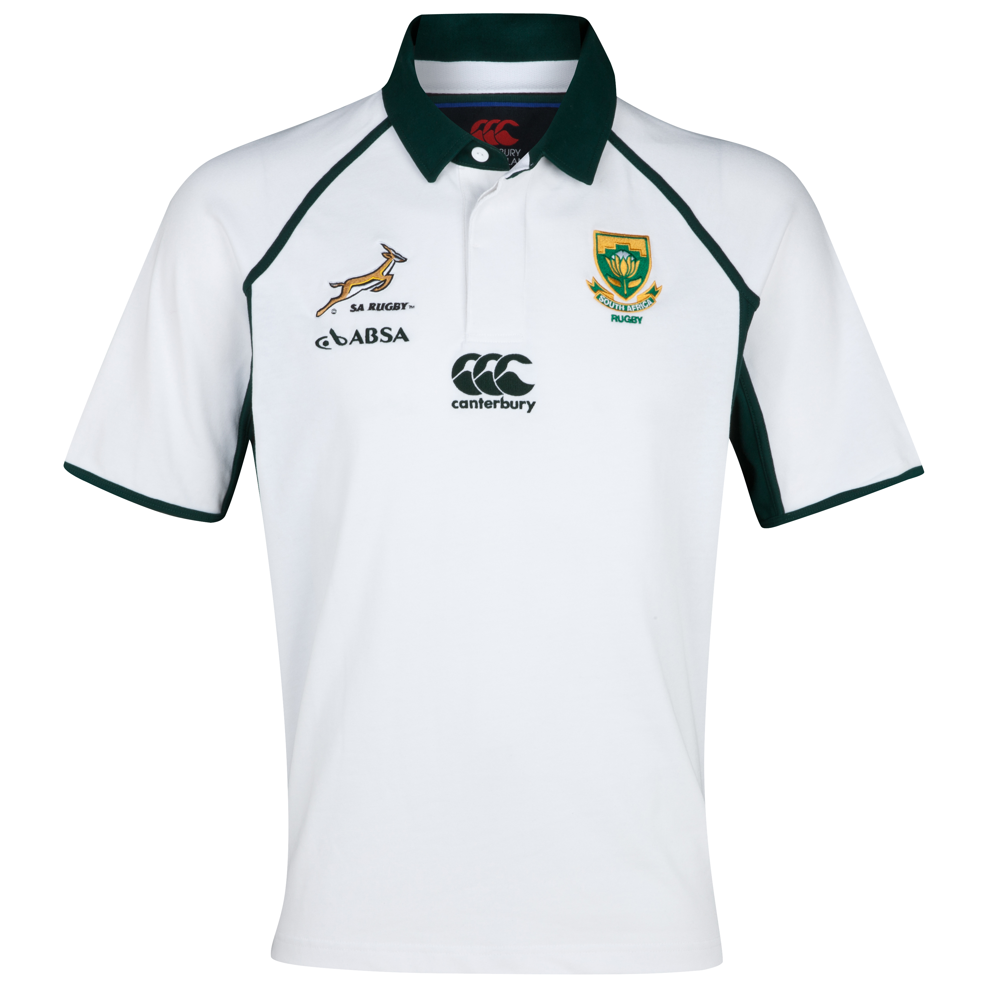 Springboks Home Classic Shirt 2011/13