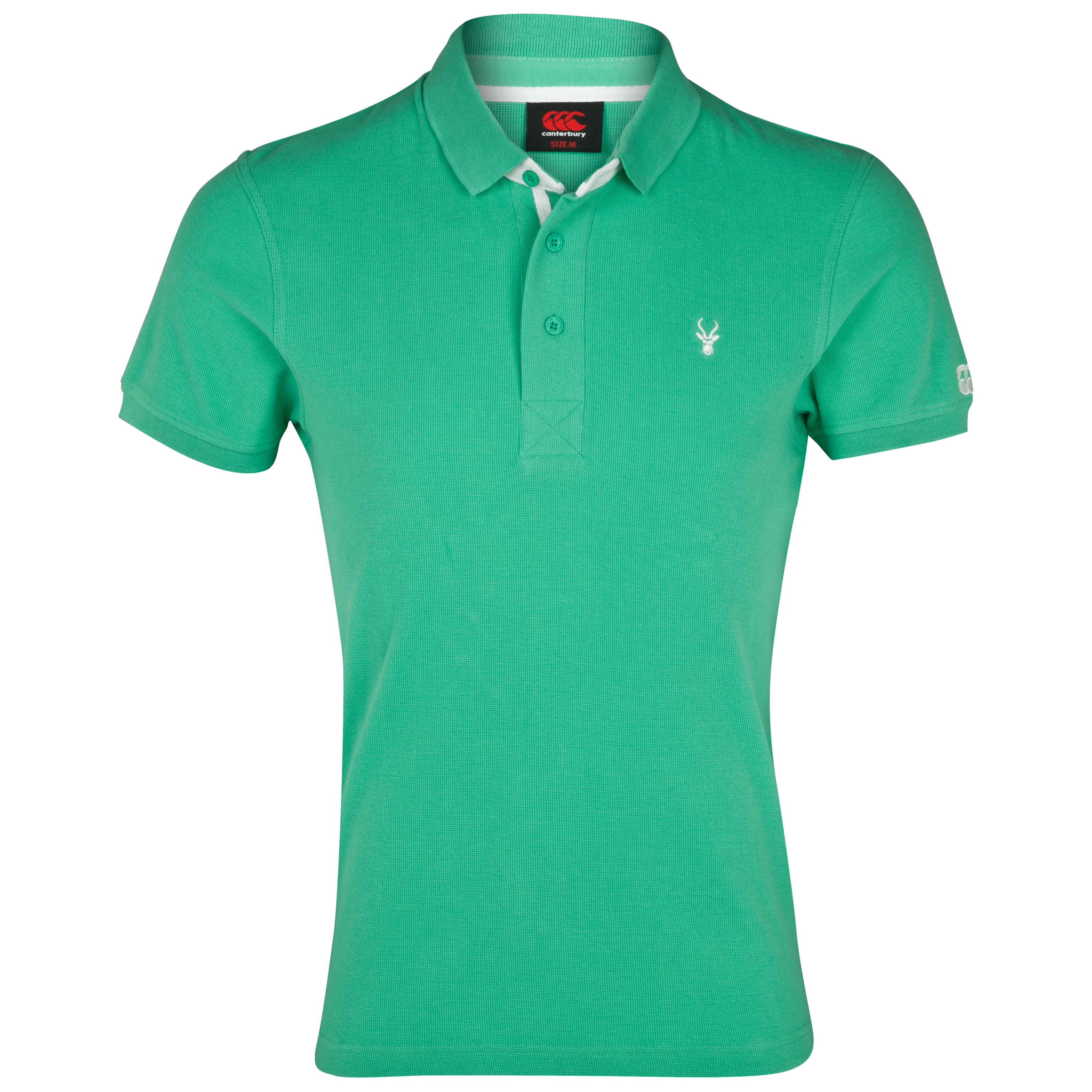 Springboks Polo - Mint Leaf