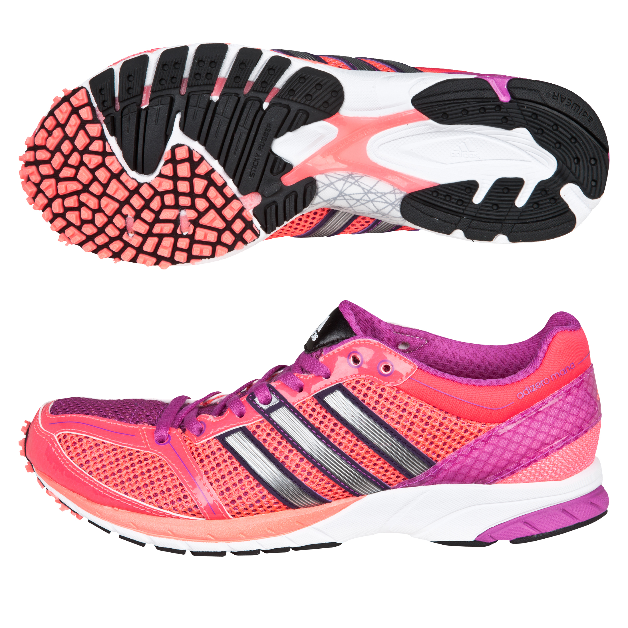 Adidas Adizero Mana 7 Trainer - Womens
