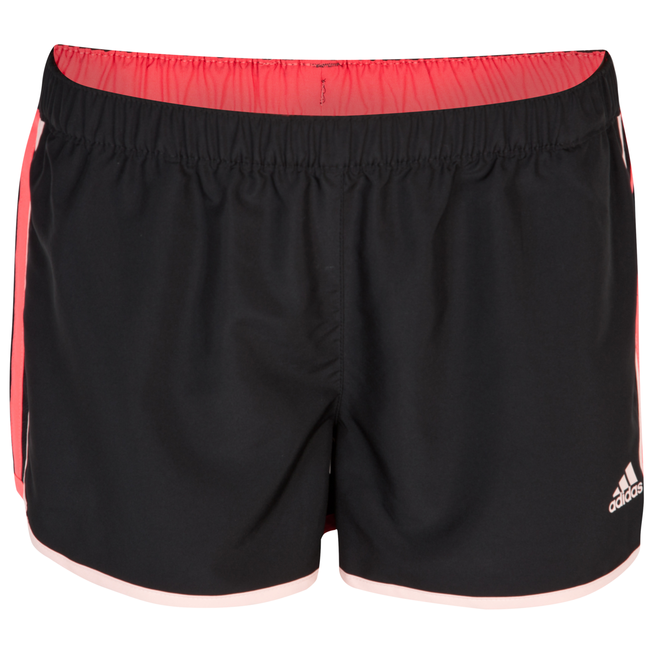 Adidas M10 Short - Black/Haze Coral S13 - Womens