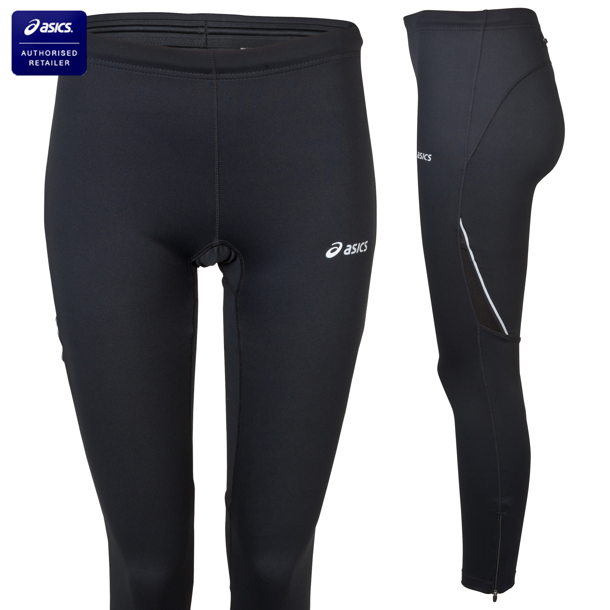 Asics Vesta Tight - Black - Womens