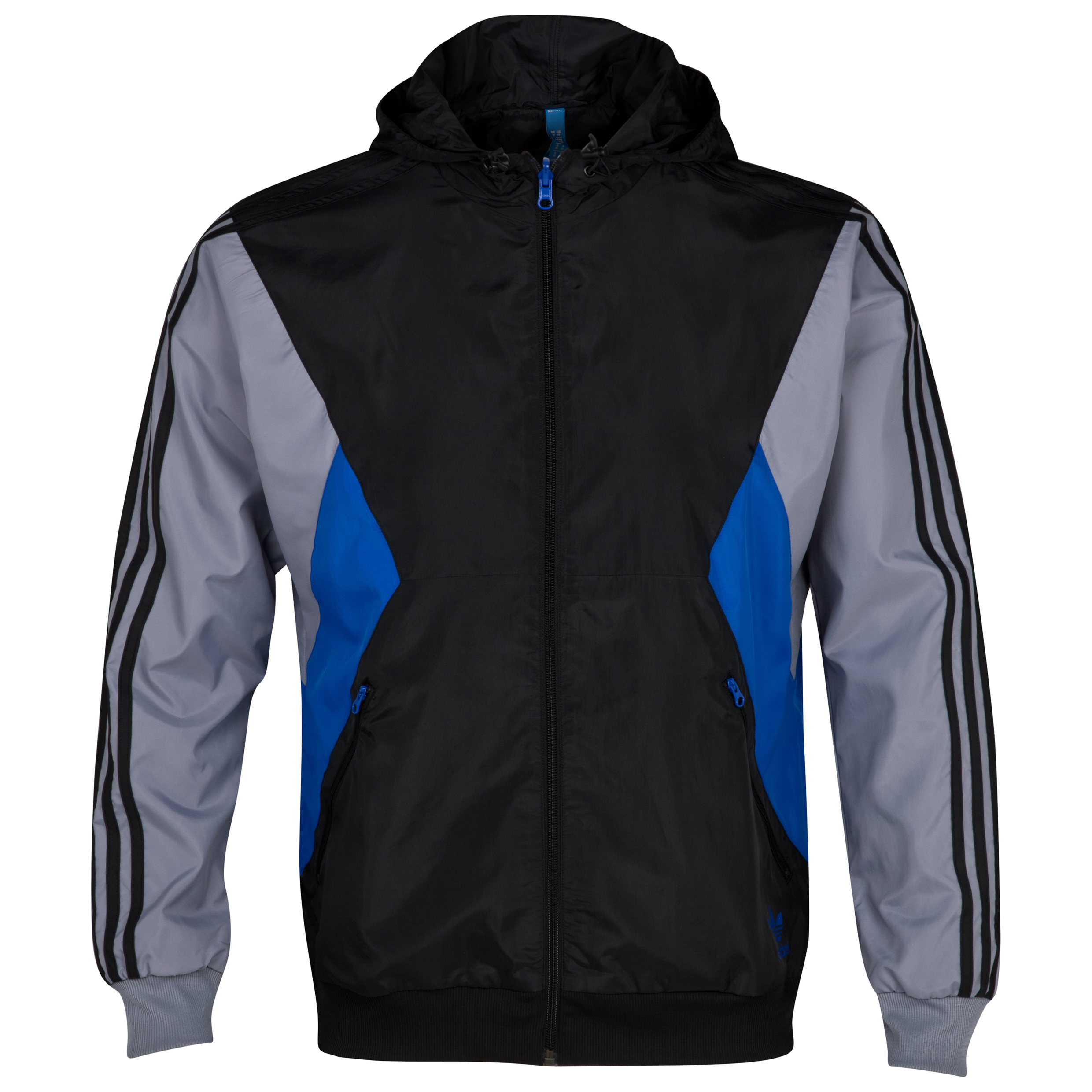 Oringinals Teorado Reversible Windbreaker - Black/Tech Grey/True Blue