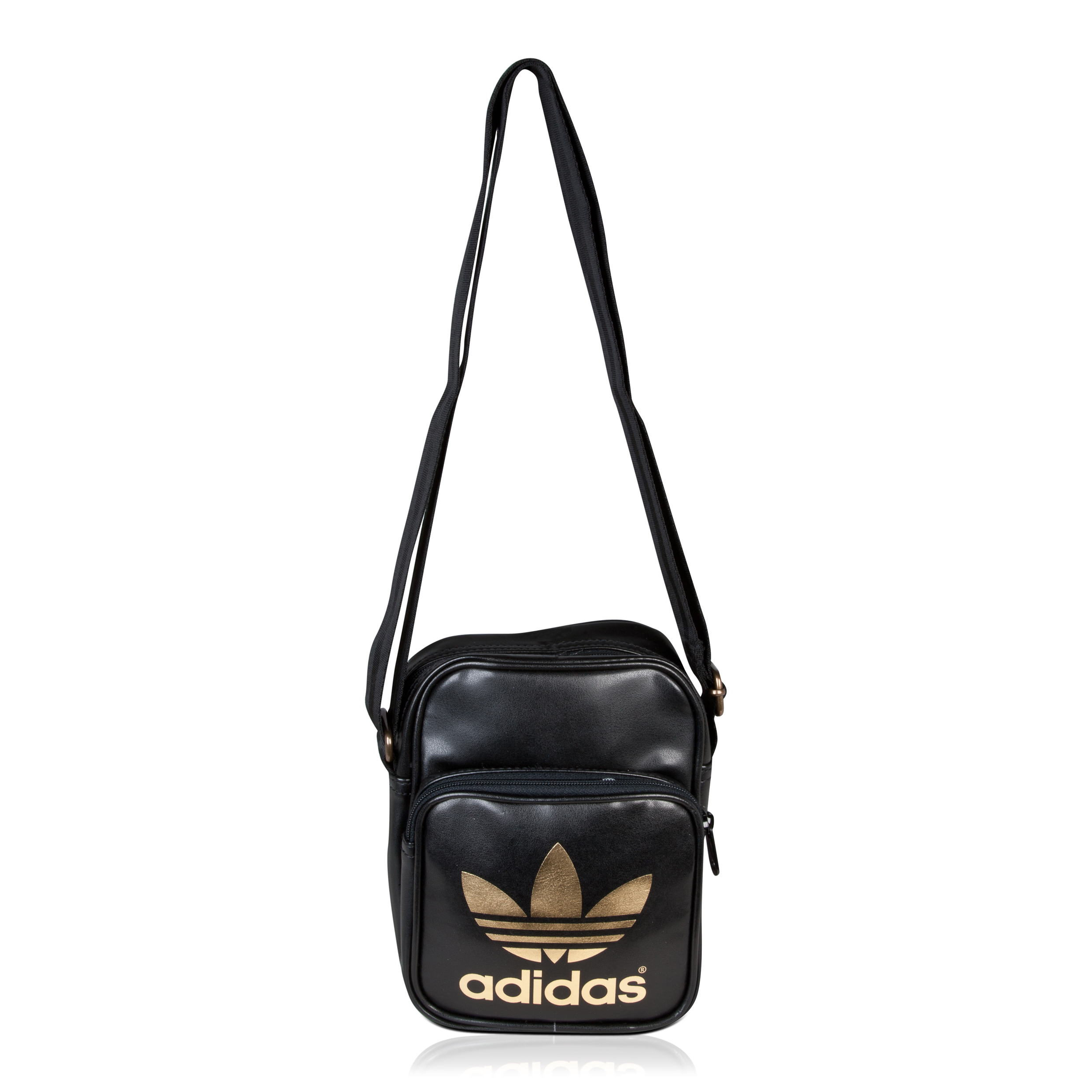 Originals AC Mini Bag - Black/Metallic Gold