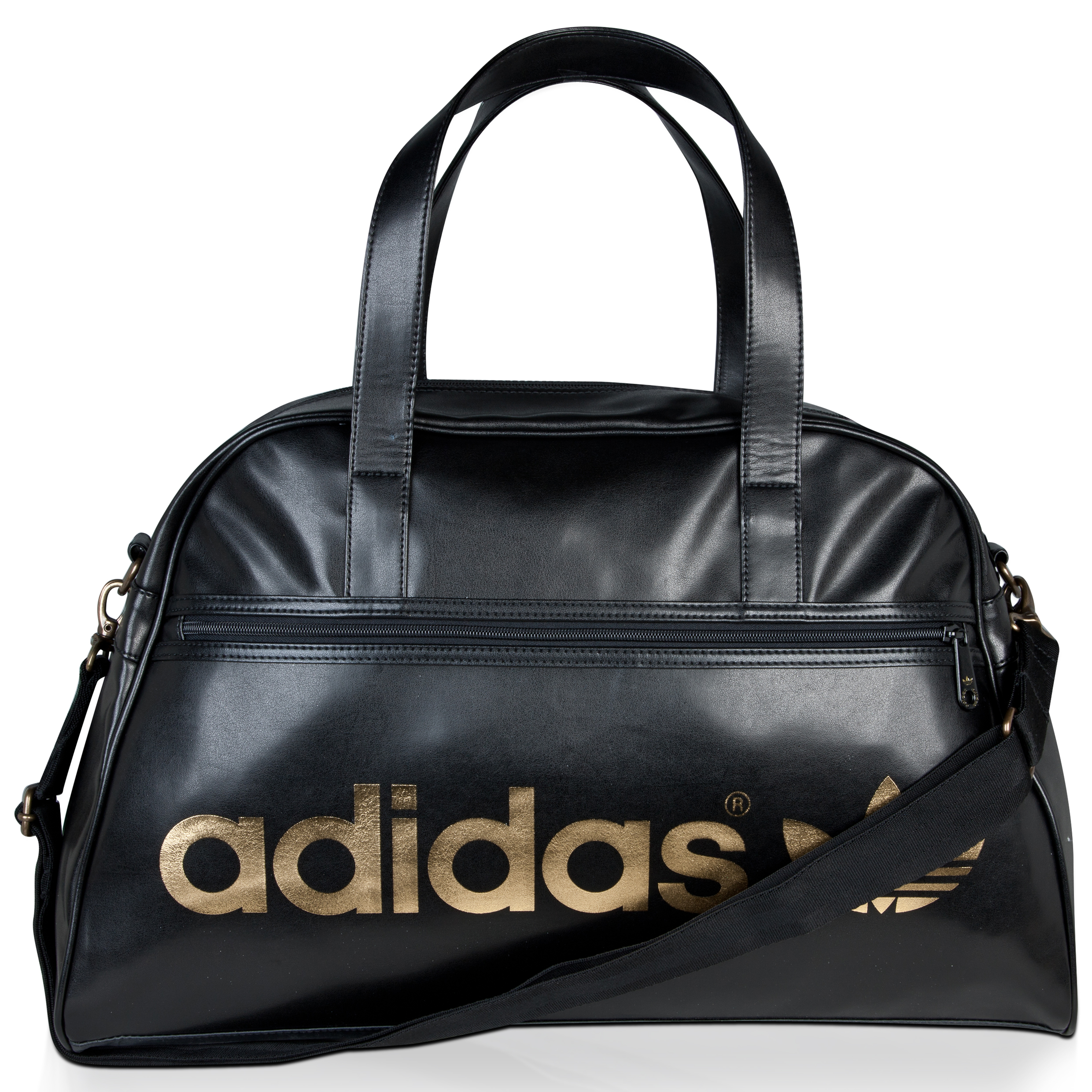 Originals AC Holdall - Black/Metallic Gold