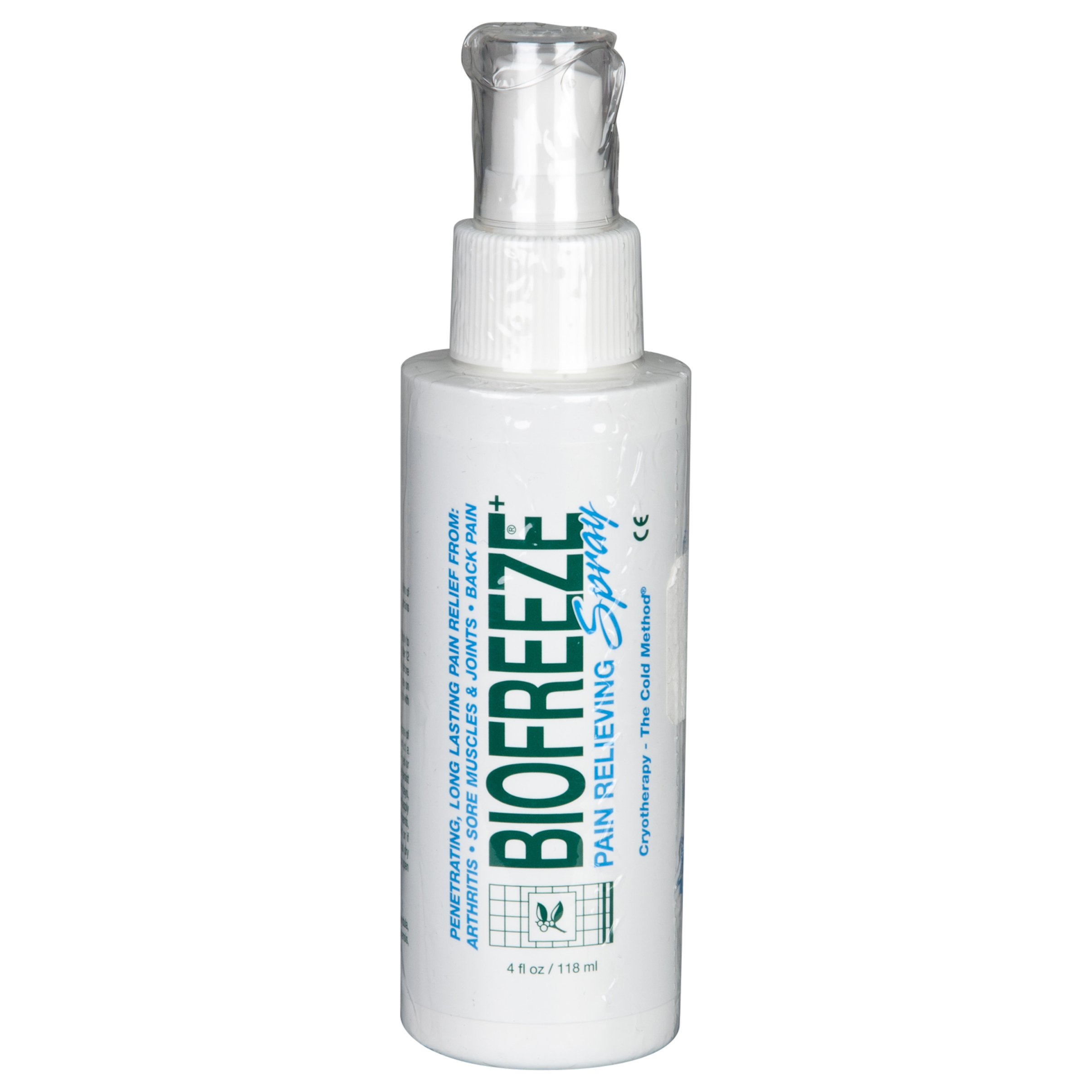 Vulkan Biofreeze Spray 4Oz
