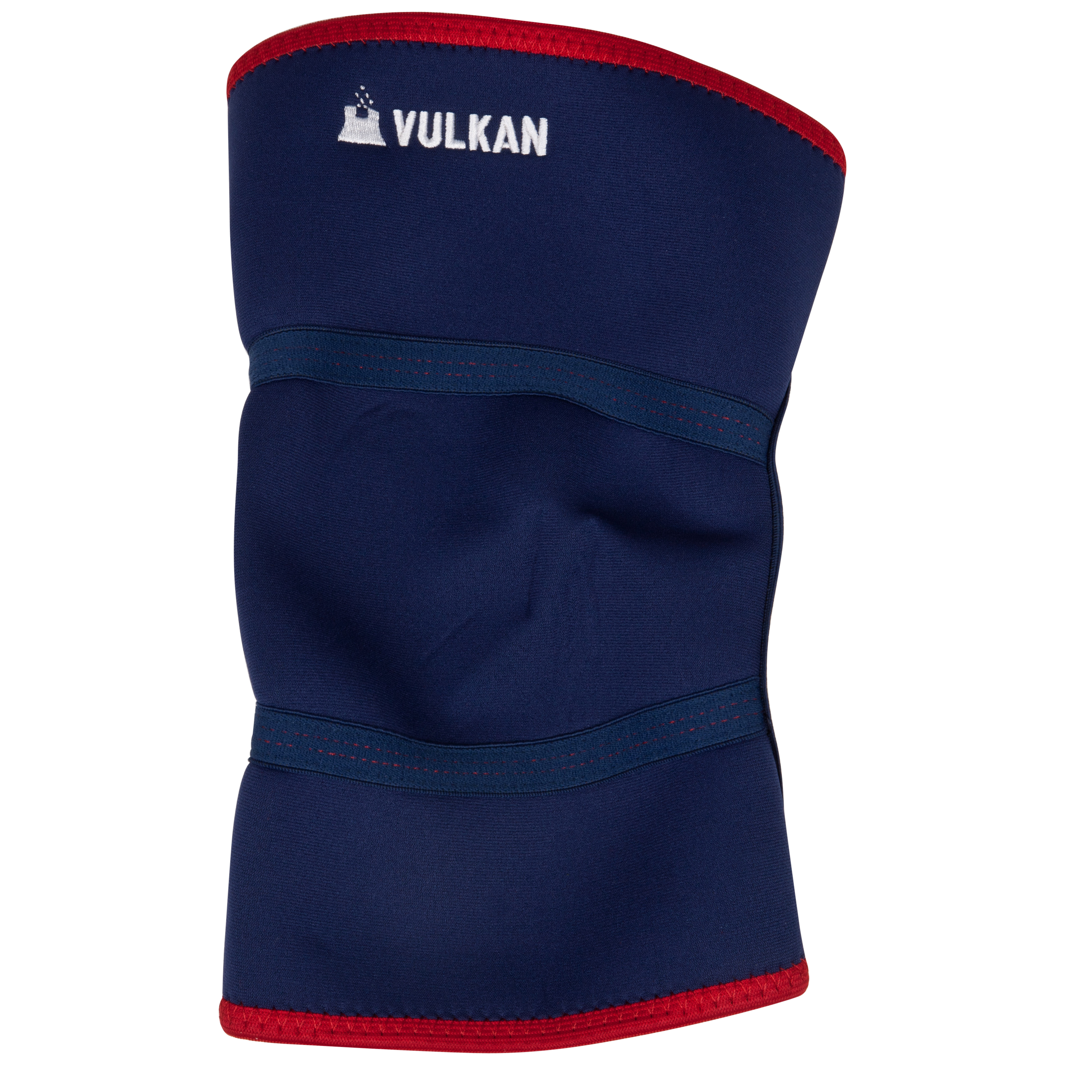 Vulkan 3mm Knee Support - Blue/Red