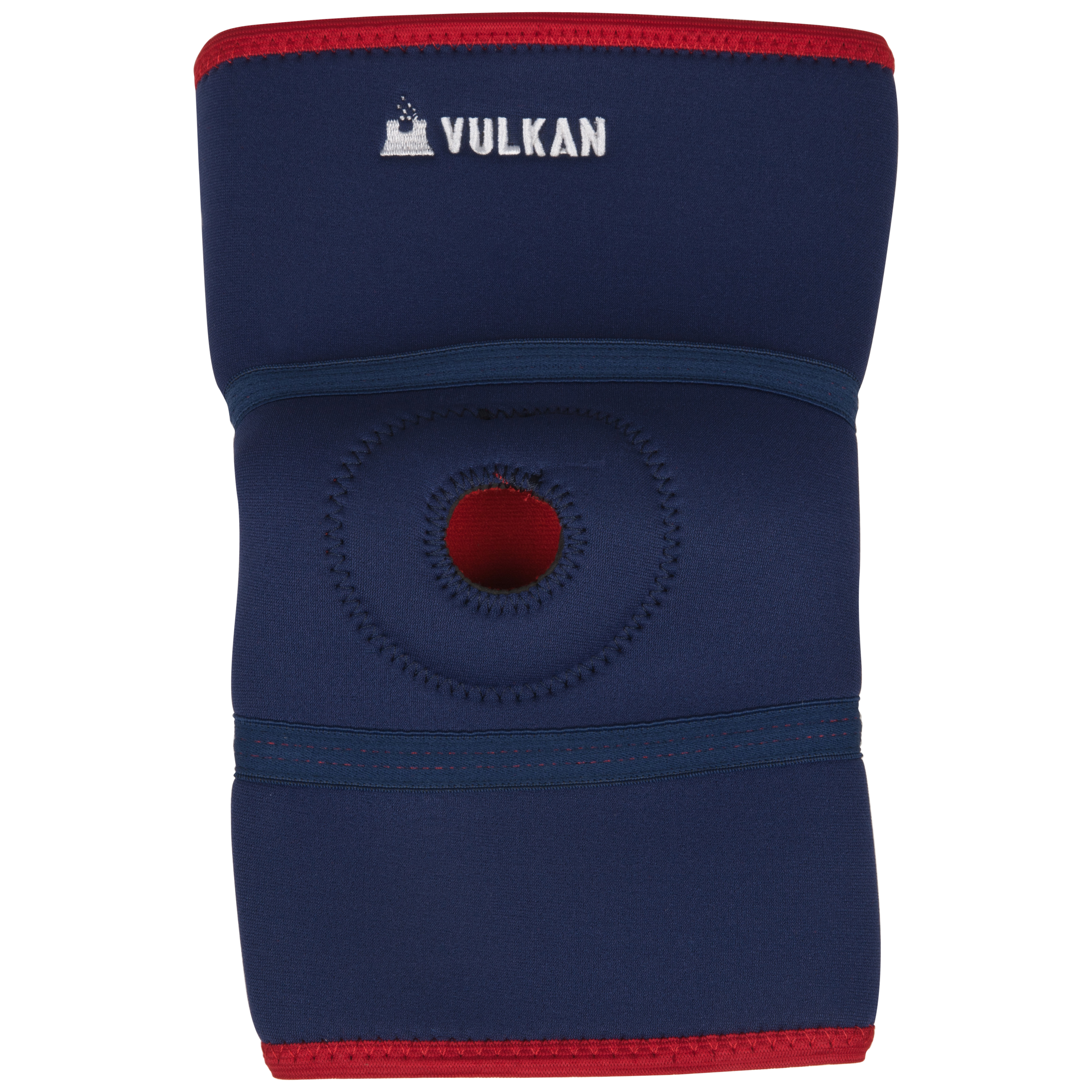 Vulkan Knee Free Patela Support - Blue/Red