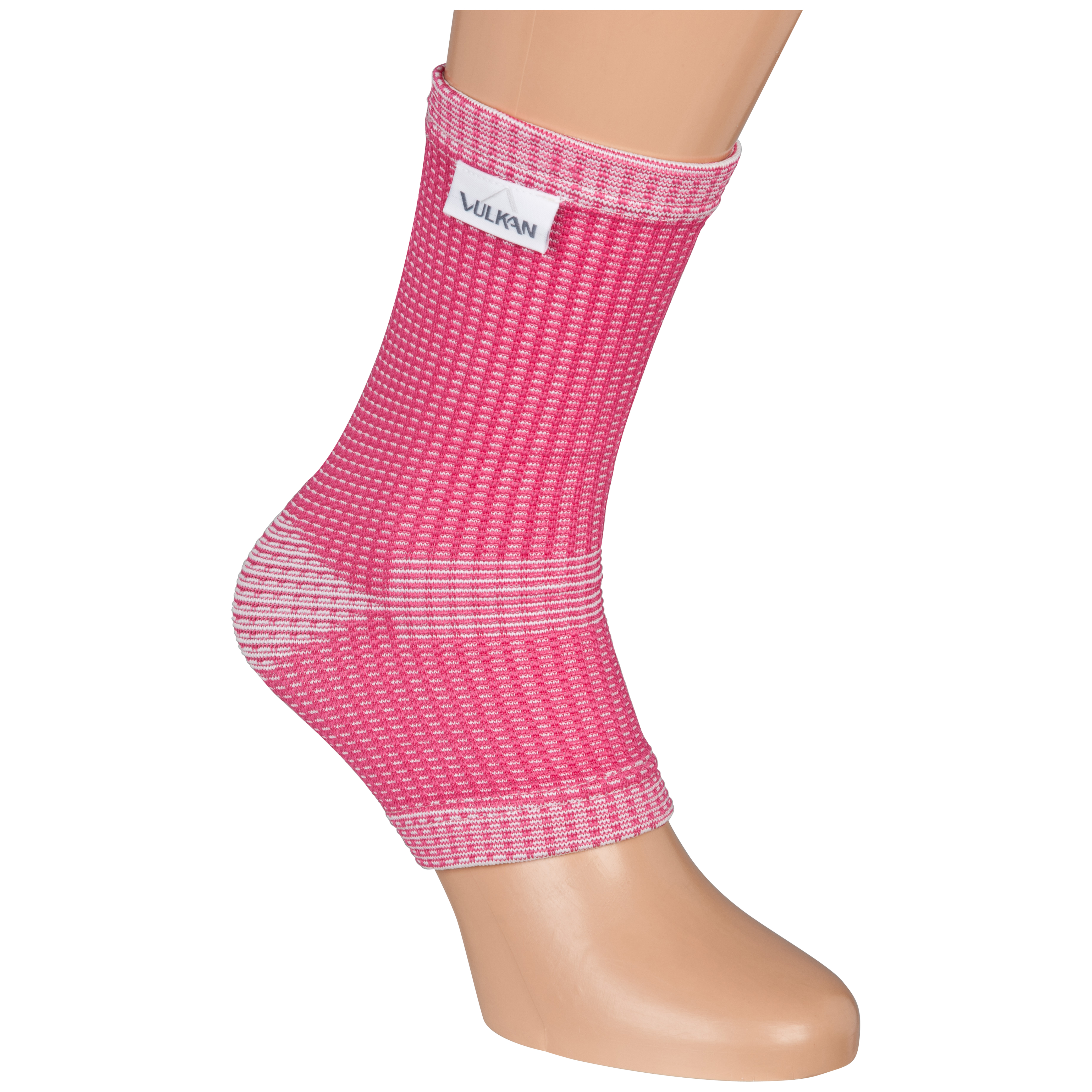 Vulkan New Pink Ankle Supports - Pink