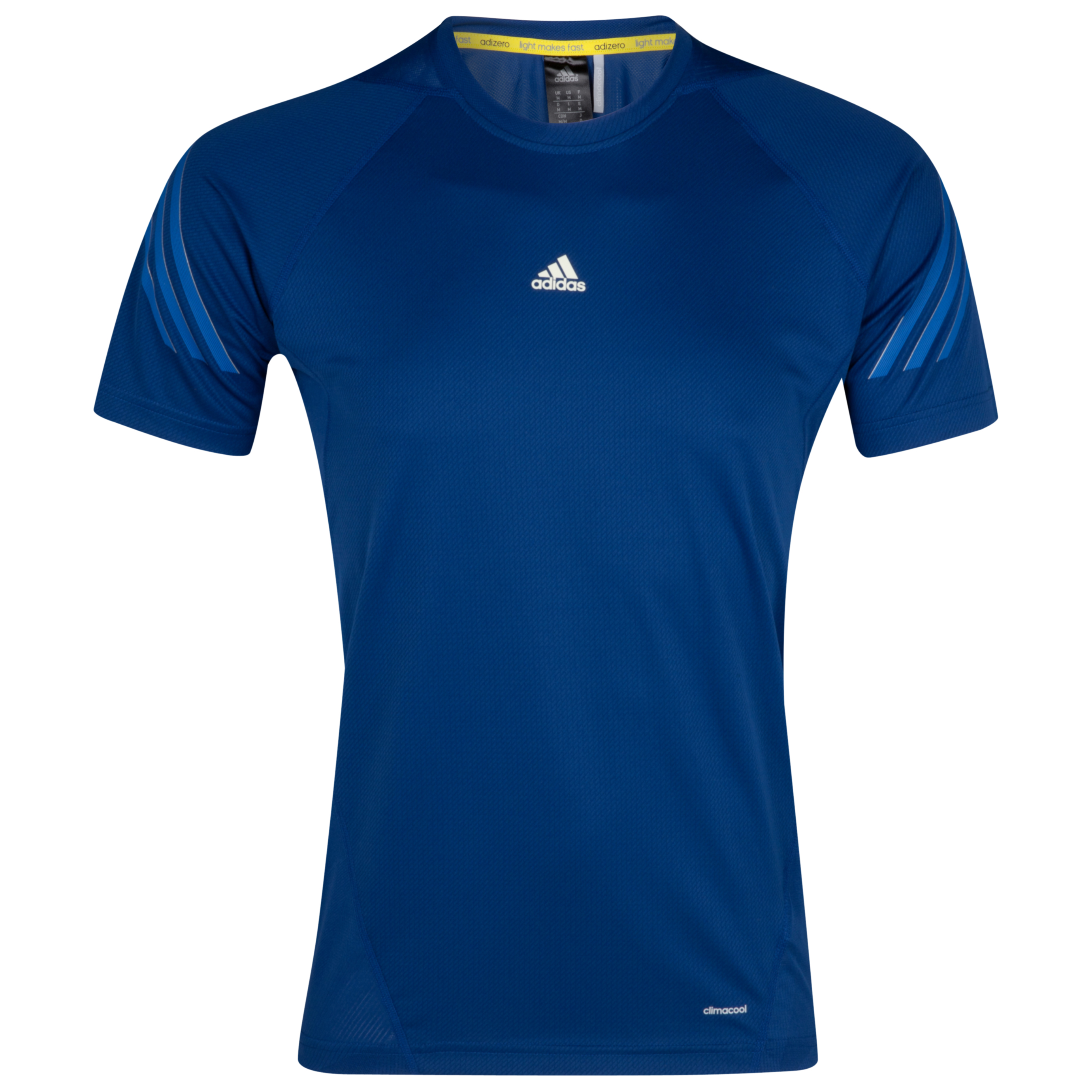adidas adiZero Training Tee - Dark Blue