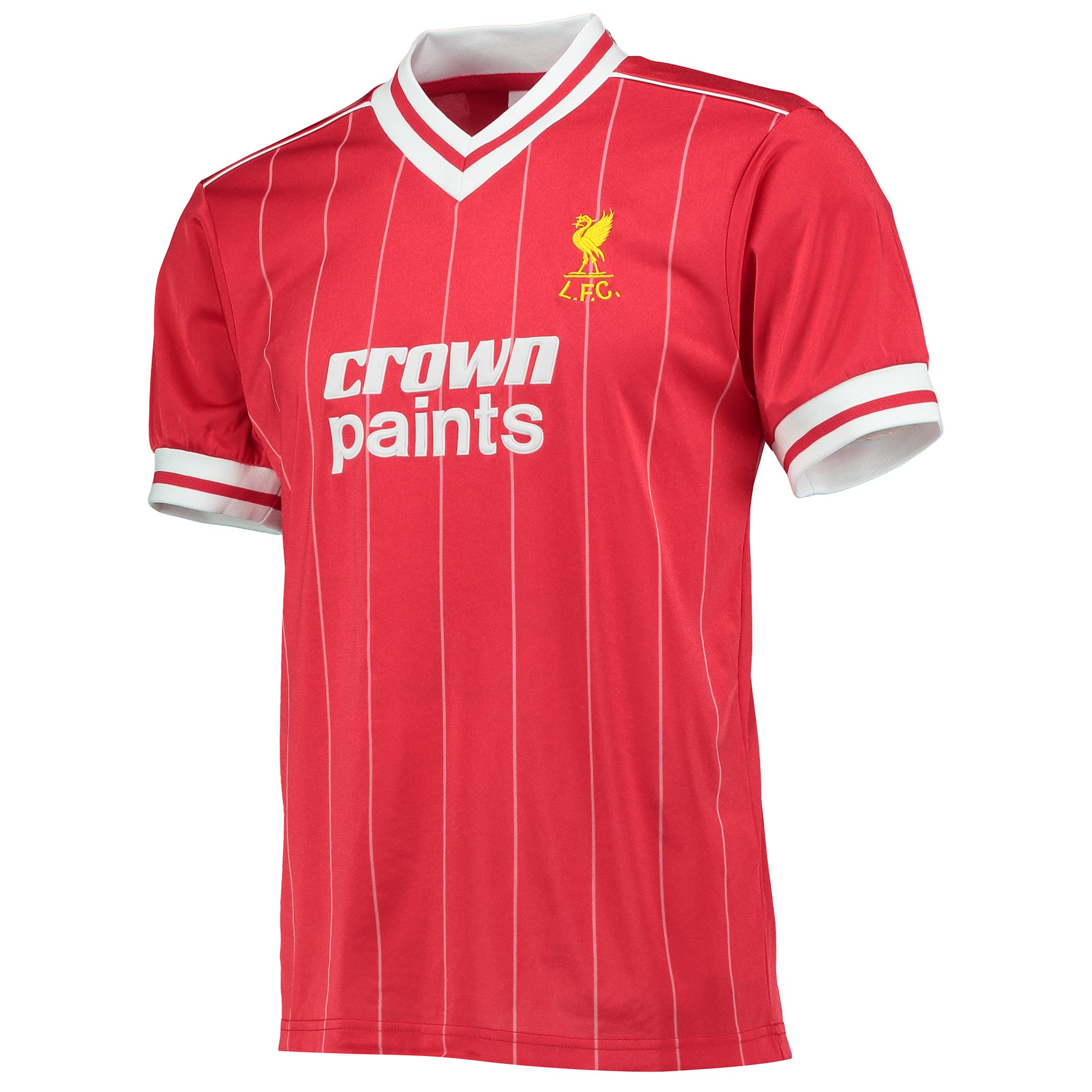 Liverpool 1982 Shirt