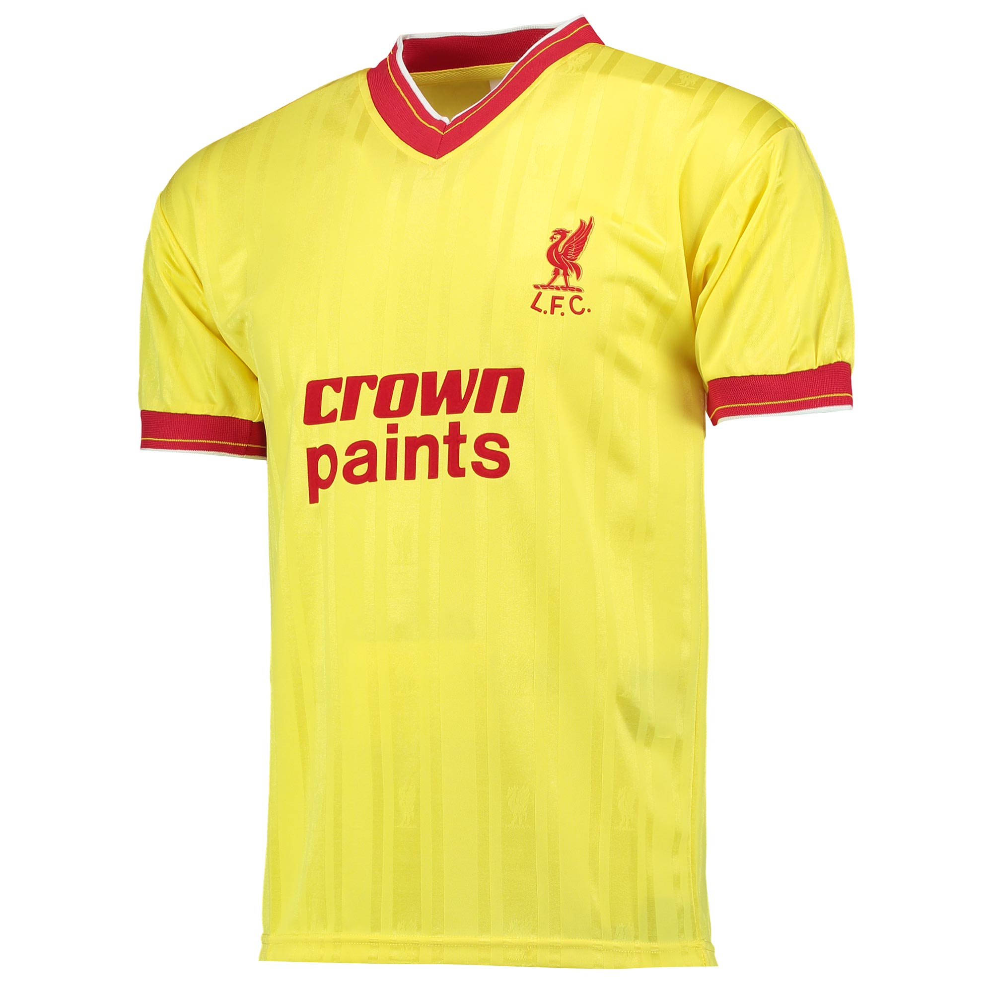 Liverpool 1986 Away Shirt