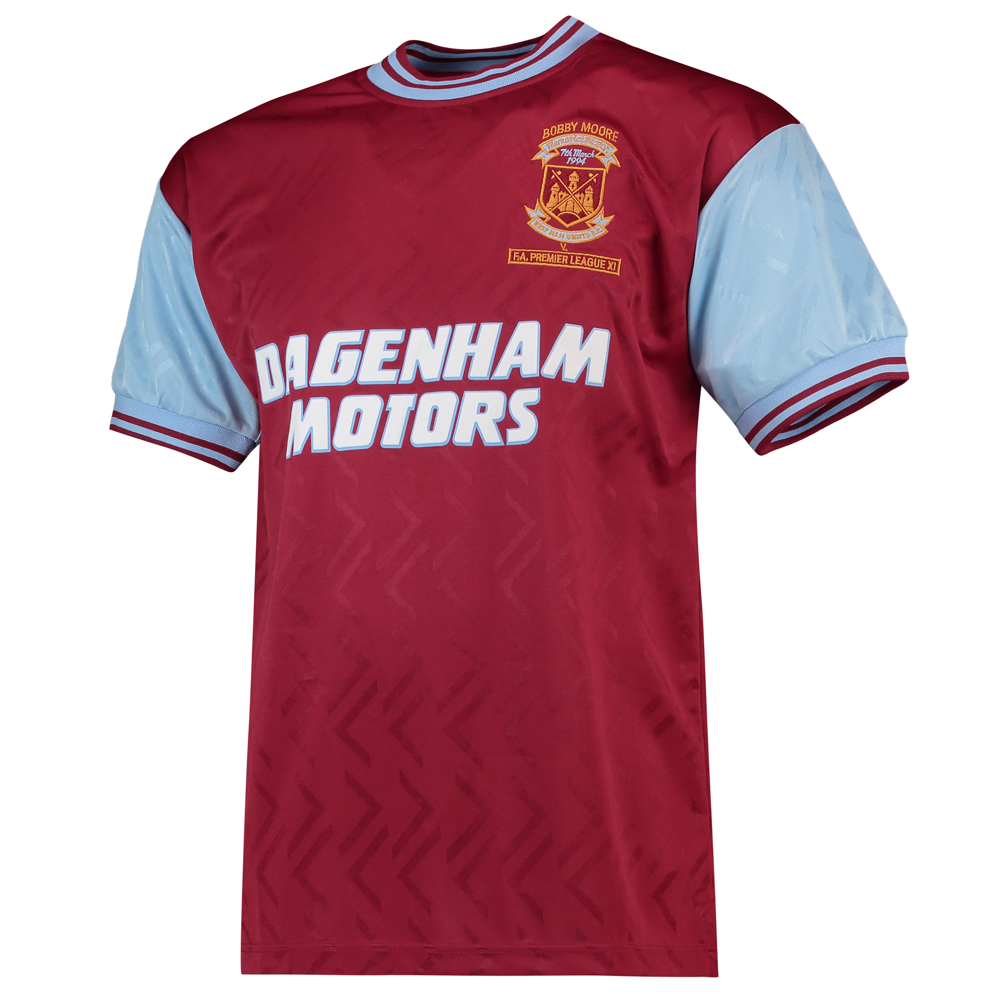 West Ham Utd 1994 No 6 Shirt