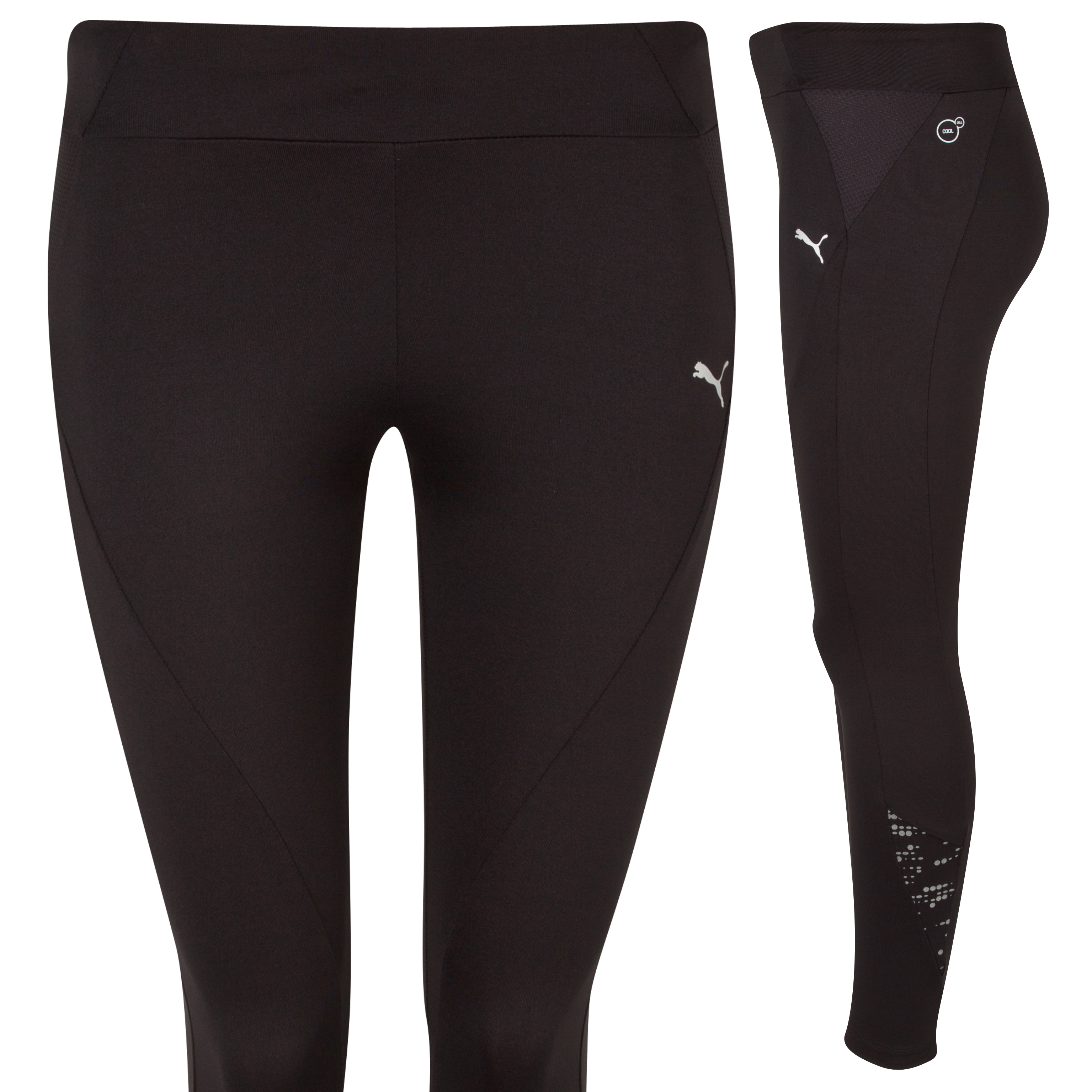 Puma Tech Performance Tight - Black - Womens