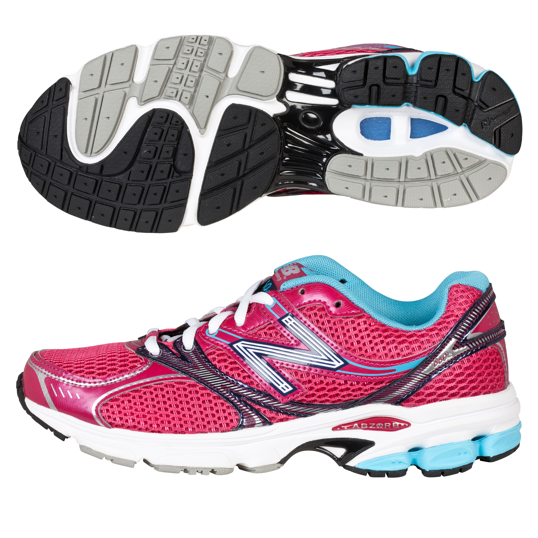New Balance W660BP2 Running Trainers - Womens