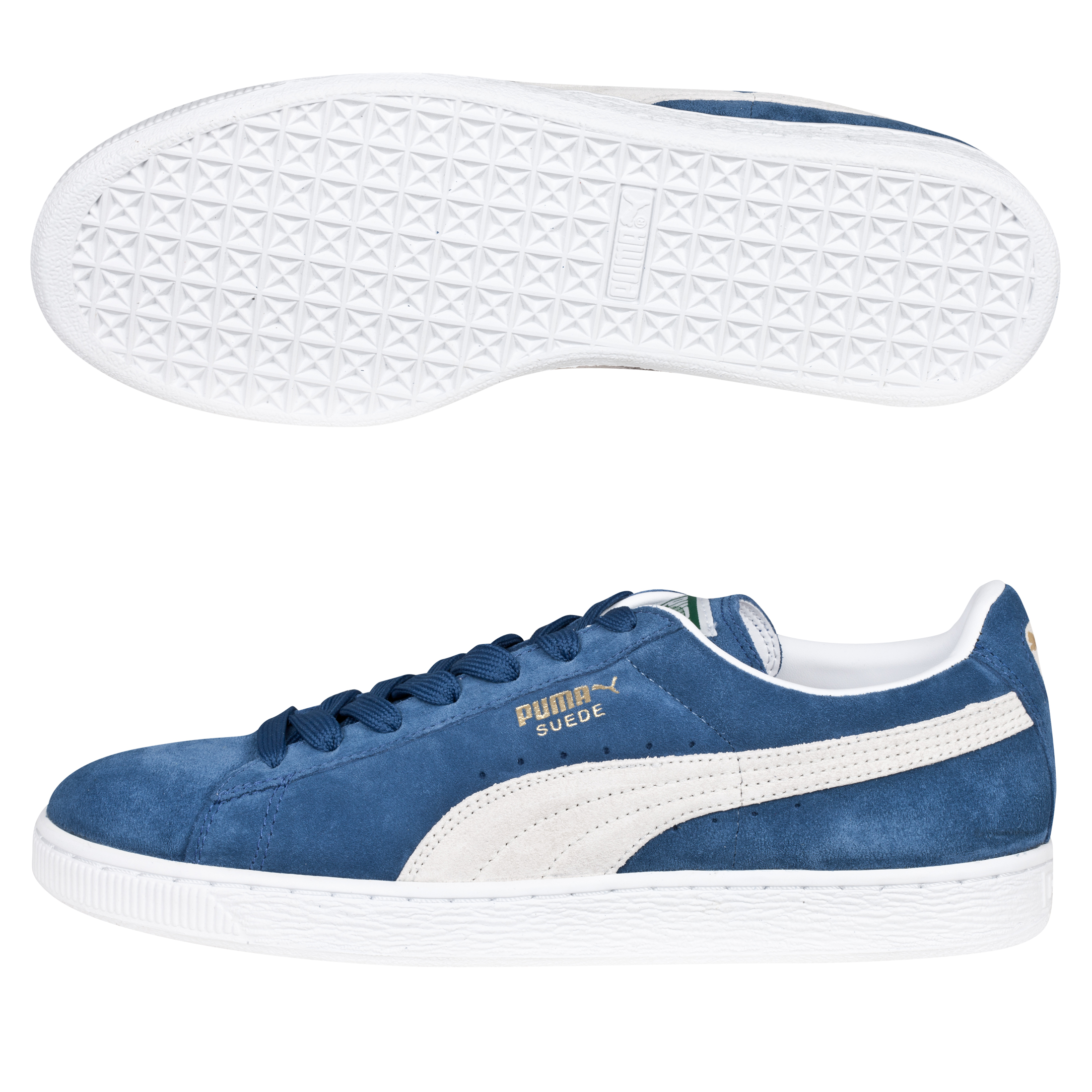 Puma Suede Classic+ - Ensign Blue/White