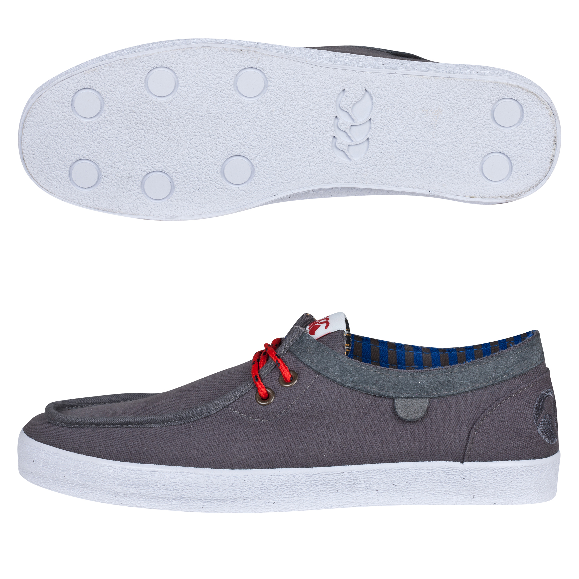 Canterbury Palmerston Trainers - Alloy Grey