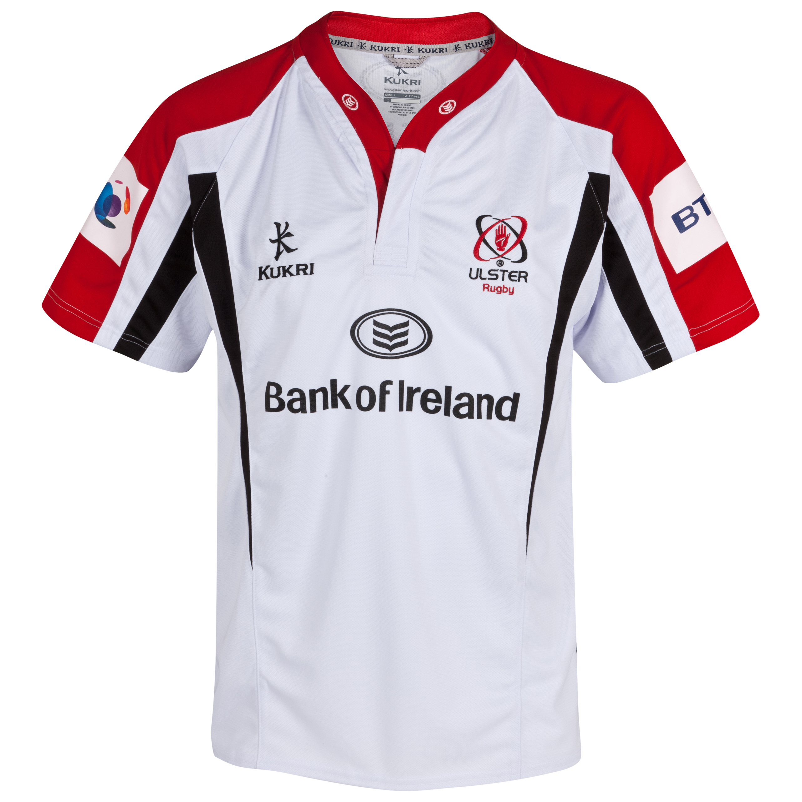 Ulster Home Shirt 2012/13