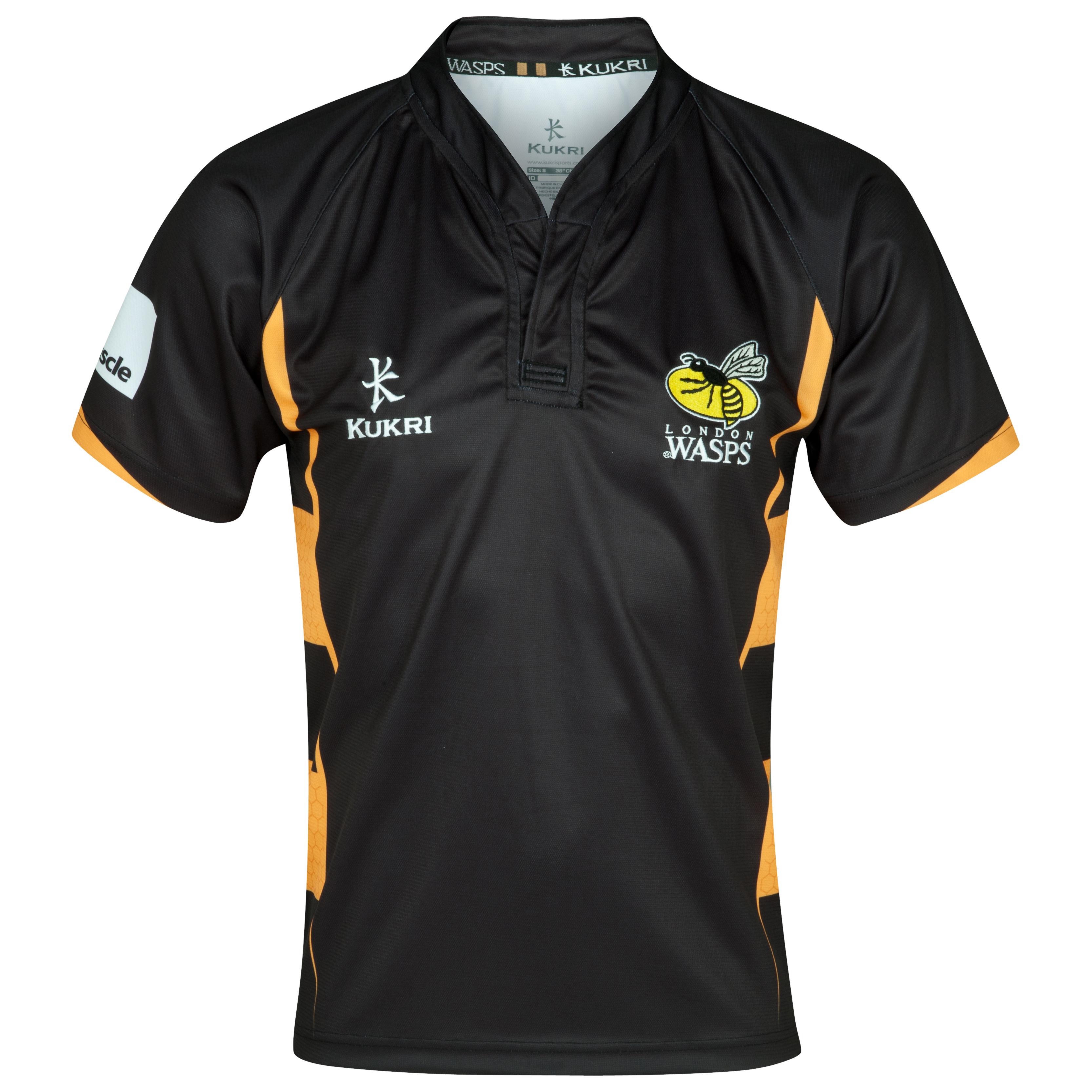 Wasps Home Shirt 2012/13