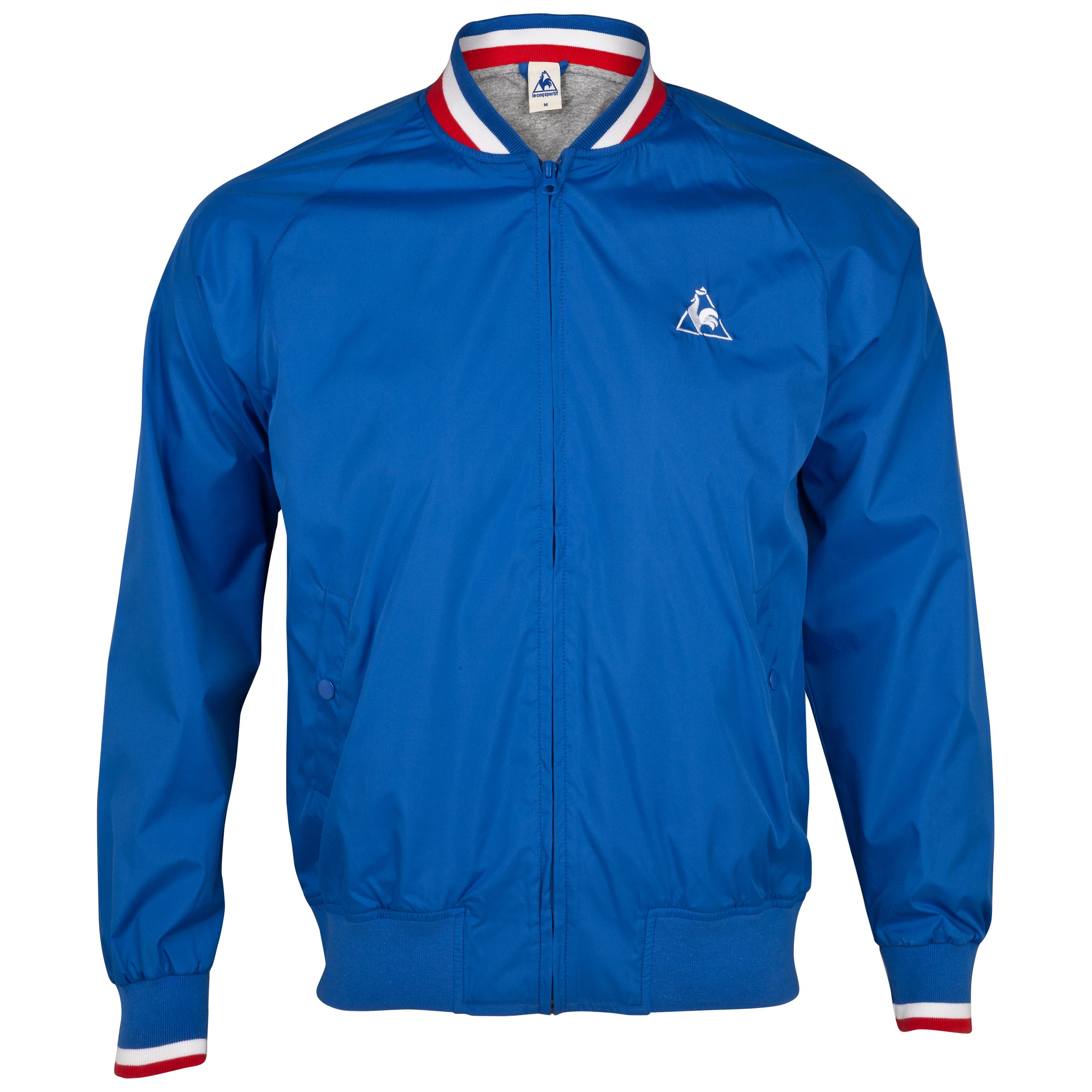 Le Coq Sportif Etze Jacket - Olympian Blue