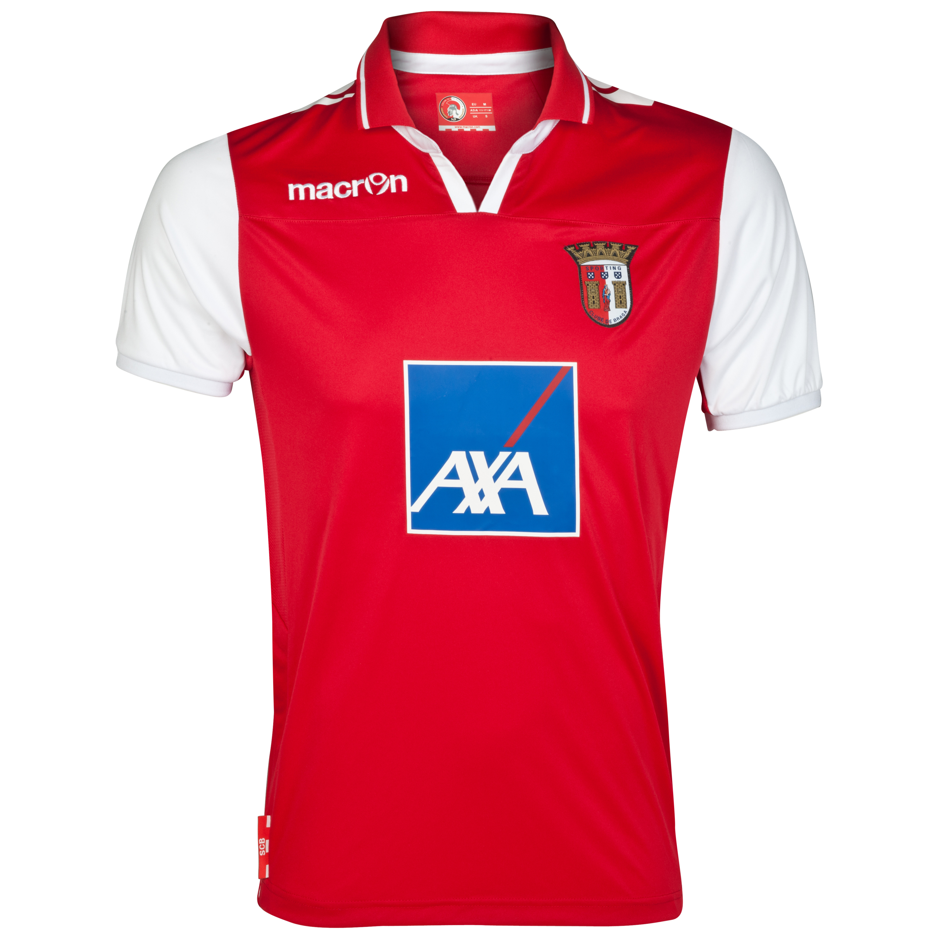 Braga Home Shirt 2012/13
