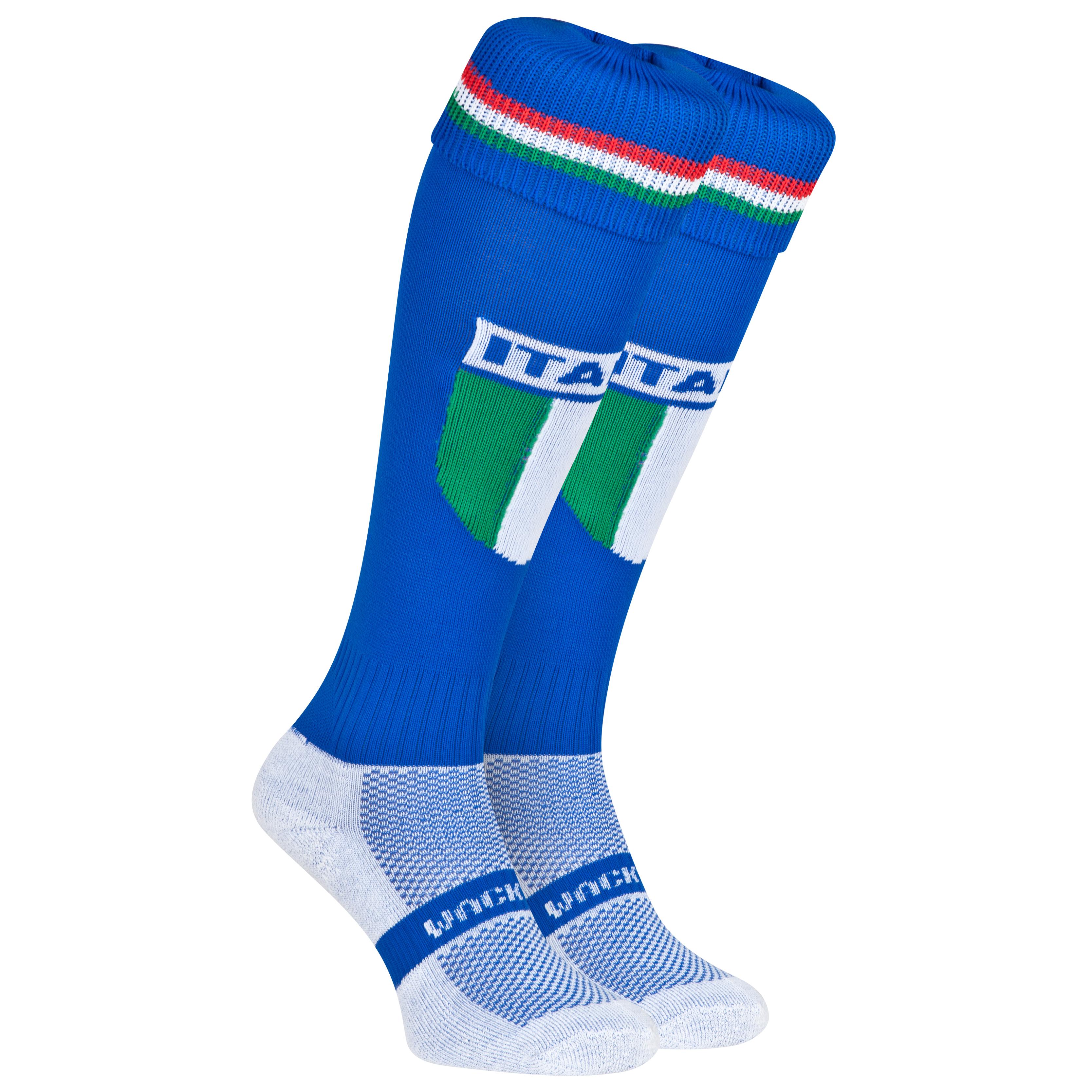WackySox Italy Socks - Size 12-14