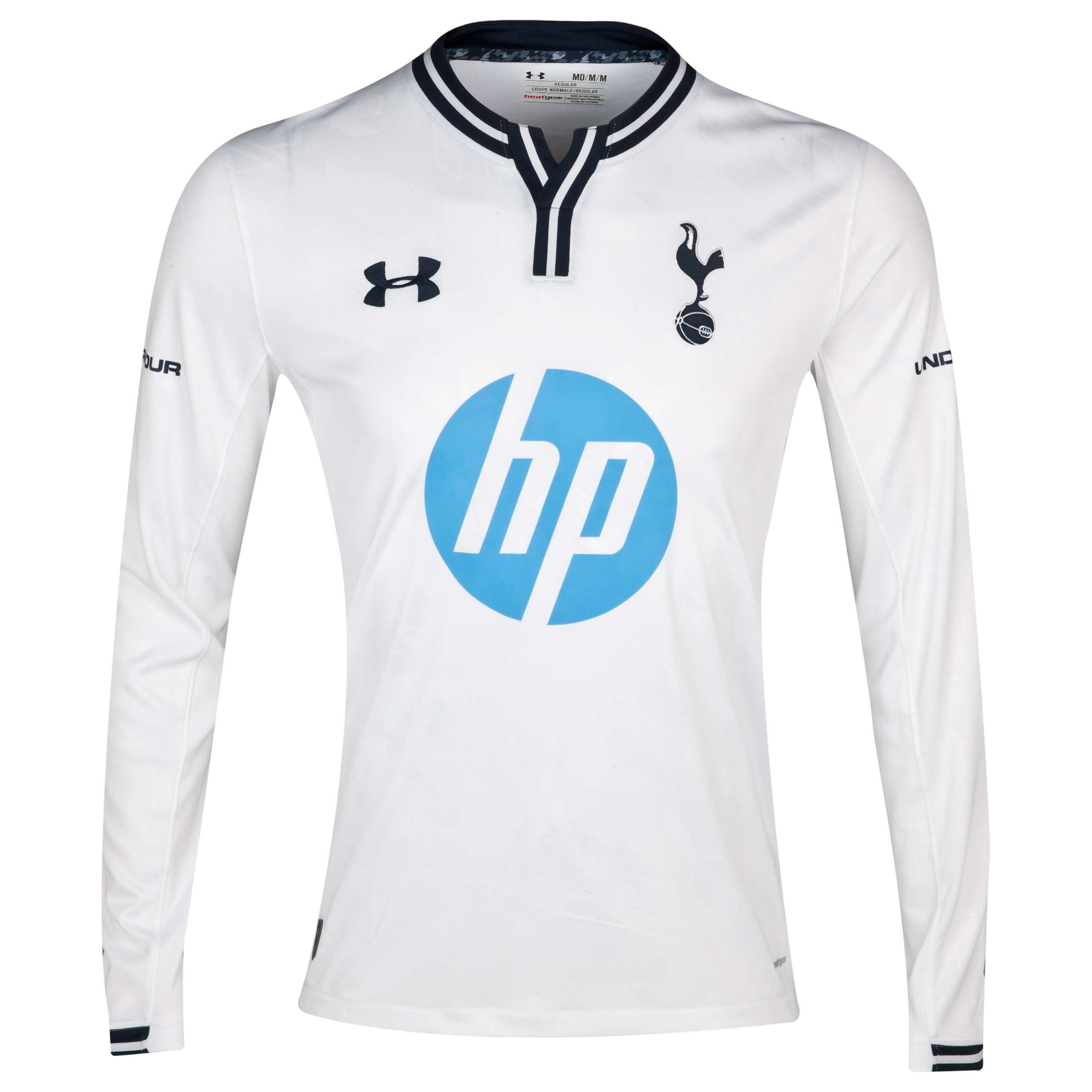 Tottenham Hotspur Home Shirt 2013/14 - Long Sleeve