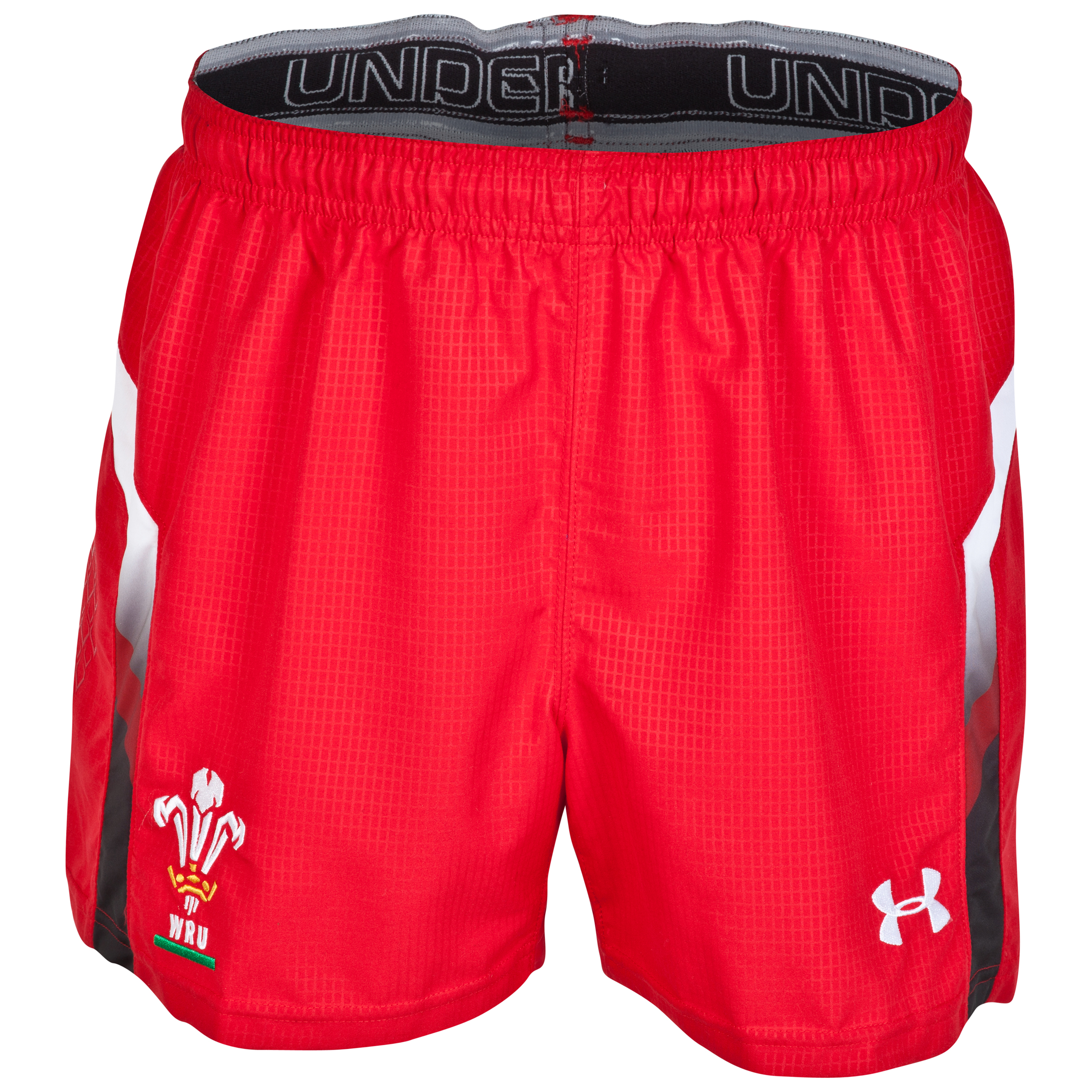 Wales Rugby Union Home Shorts 2013/15 - Red
