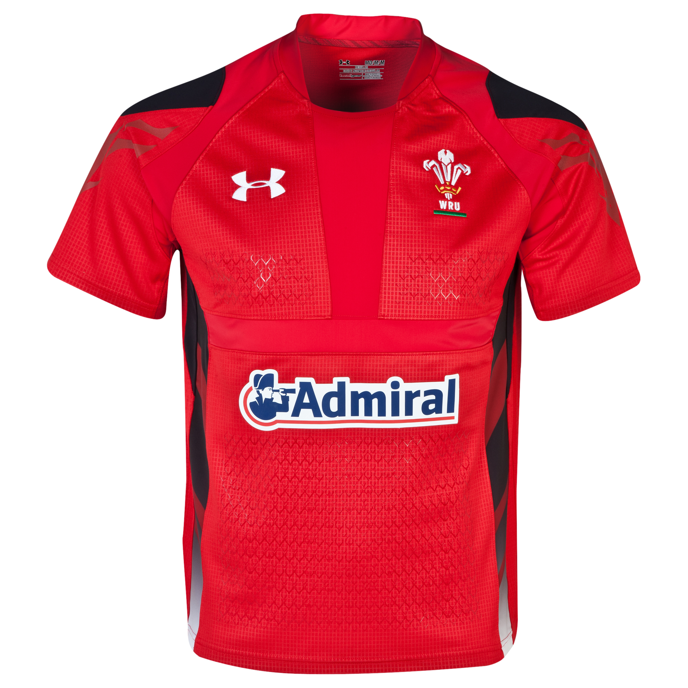 Wales Rugby Union Home Shirt 2013/15 - Youths
