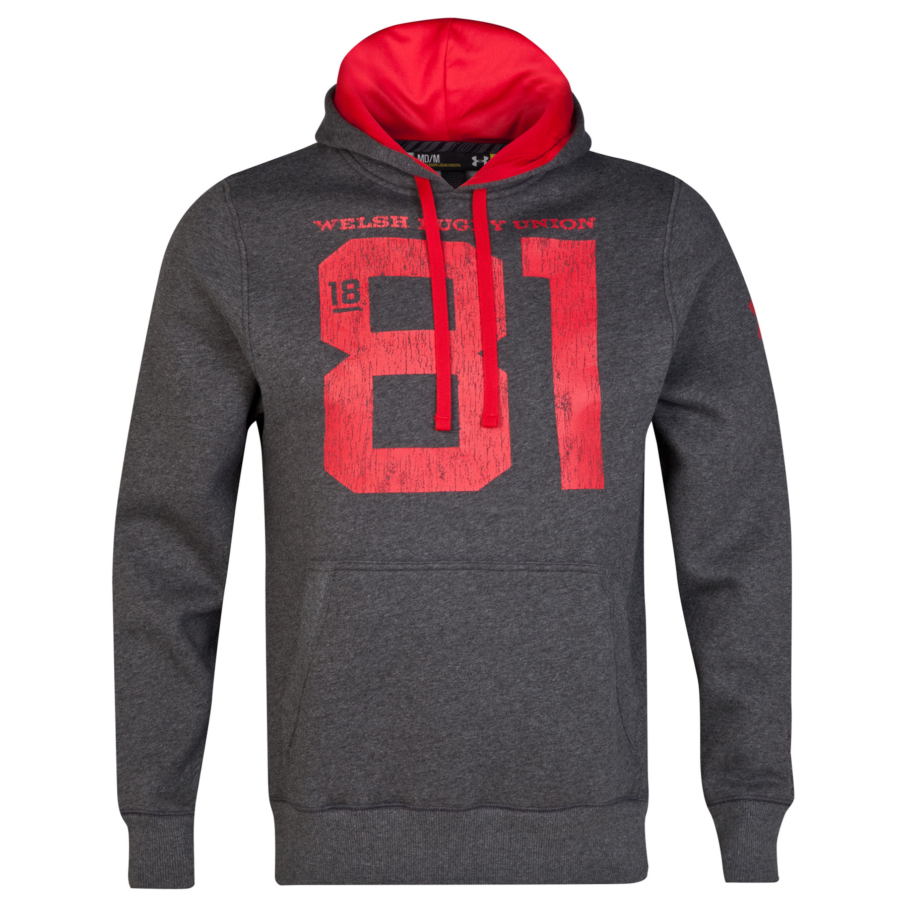 Wales Rugby Union Storm Hoody - CBH