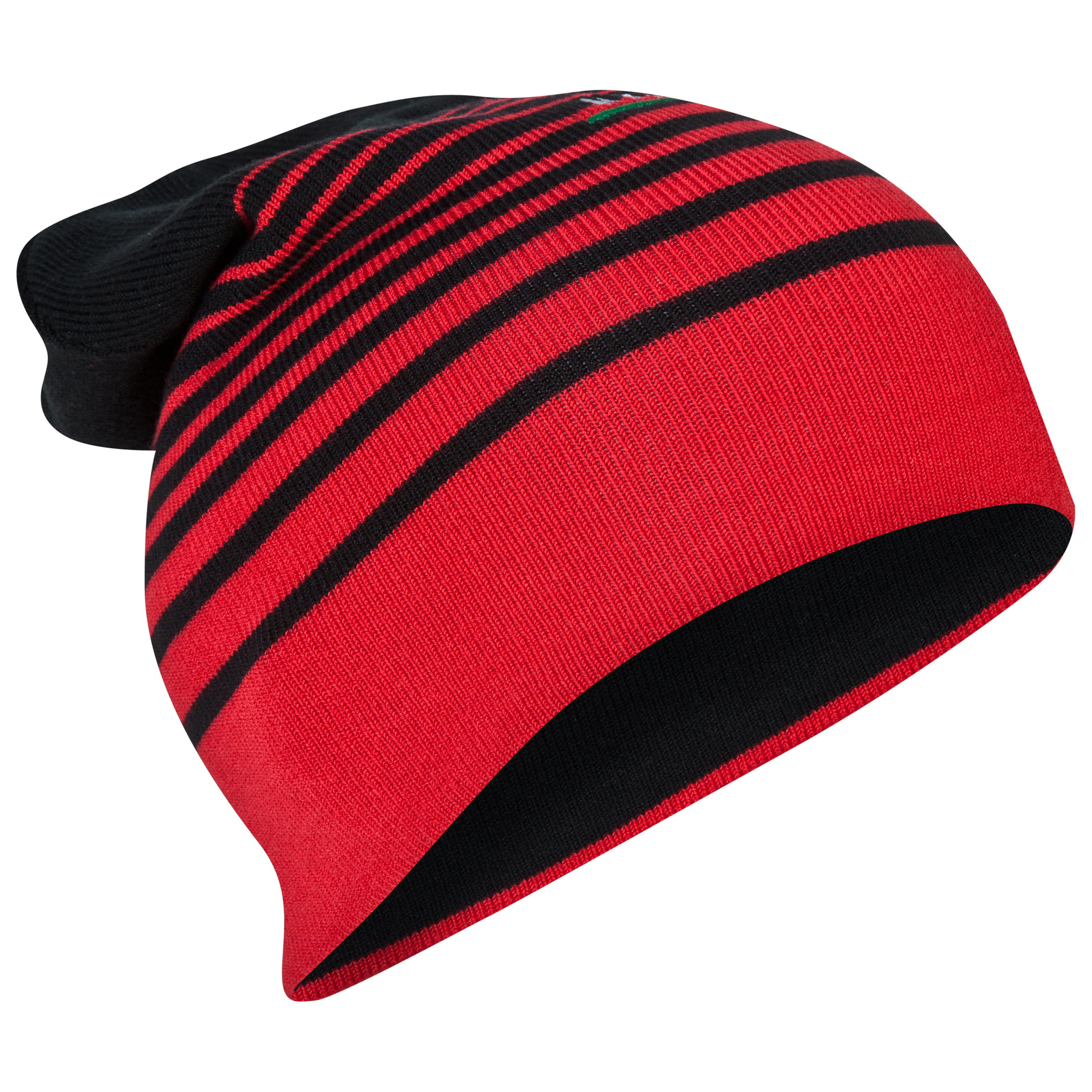 Wales Rugby Union Switch It Up Beanie - Red/Black/White