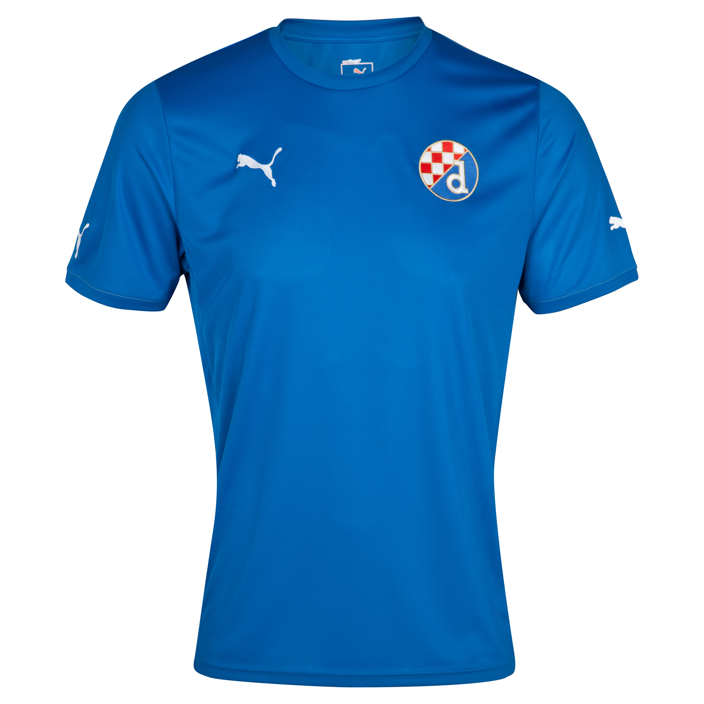 Dinamo Zagreb Home Shirt 2012/13